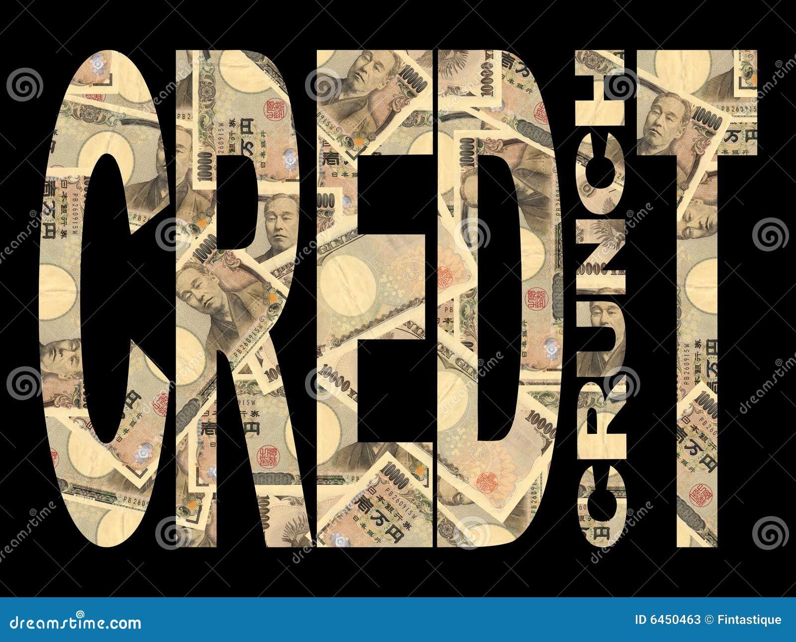 Japończycy chrupnięcia kredytu