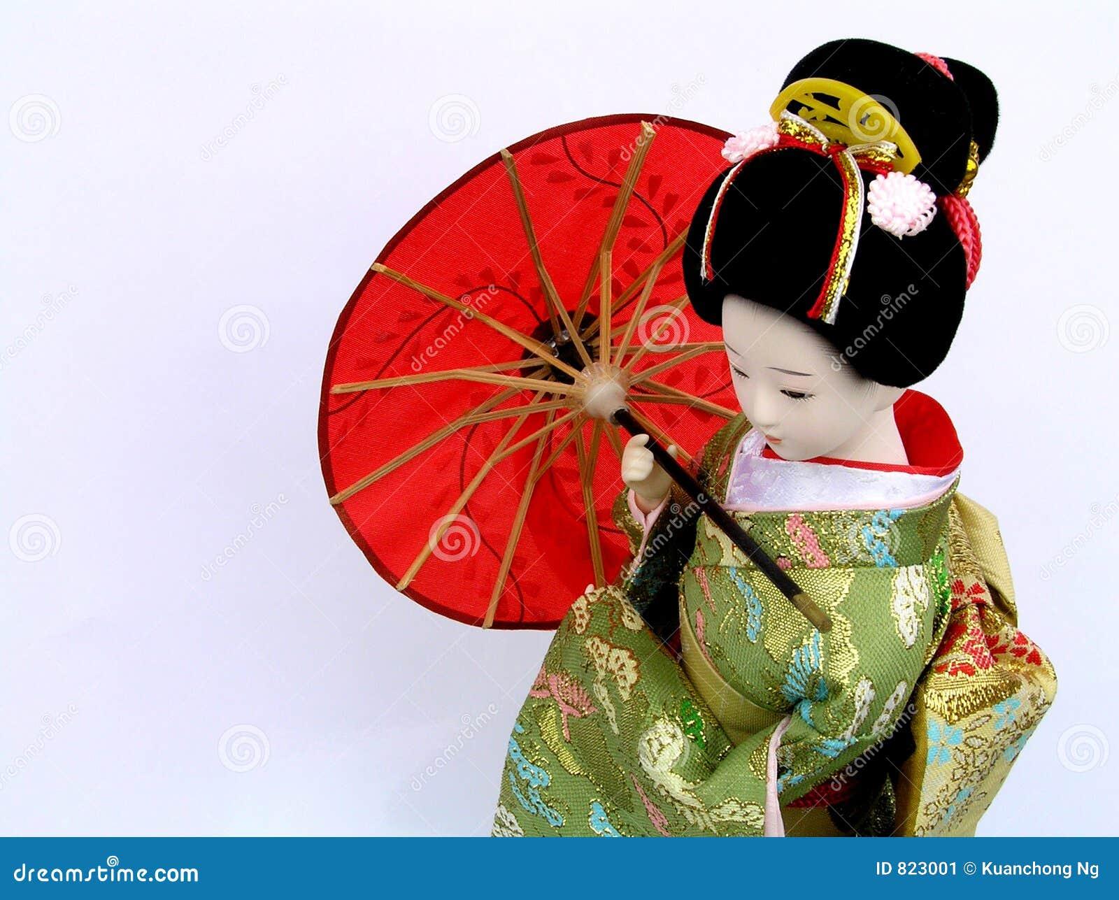 Japońskie kimono