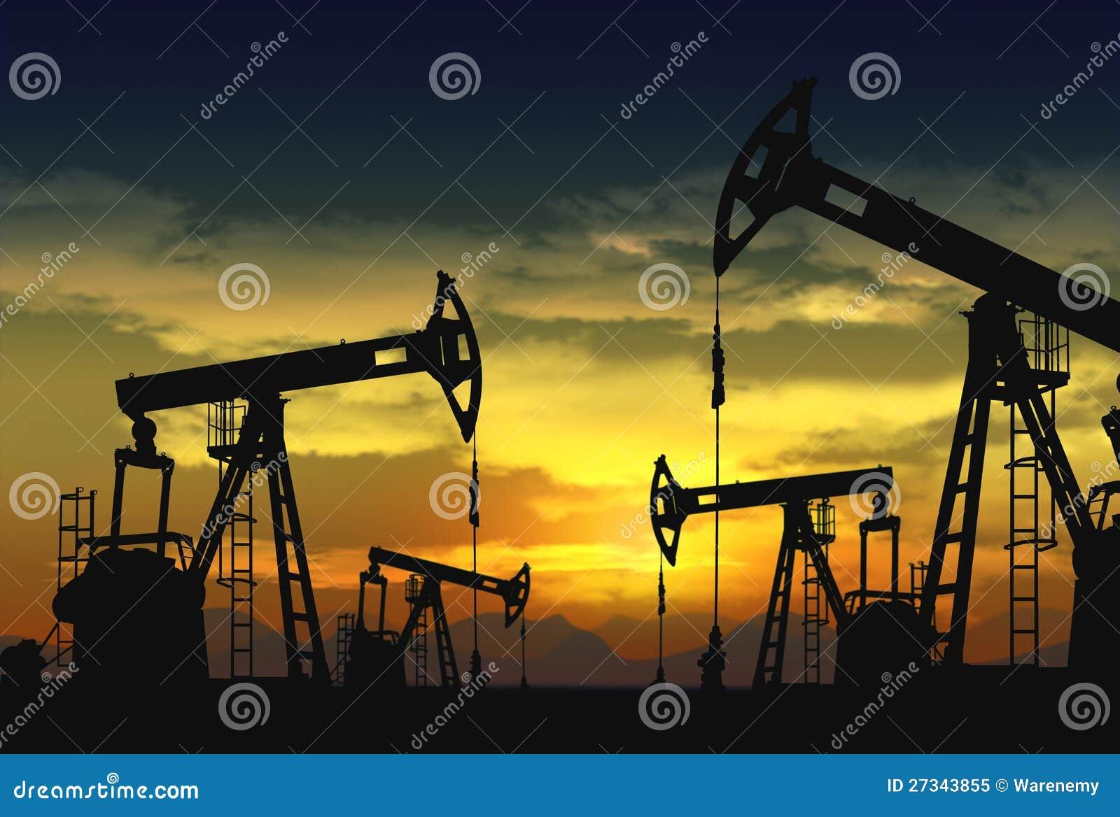 Jaque da bomba da plataforma petrolífera