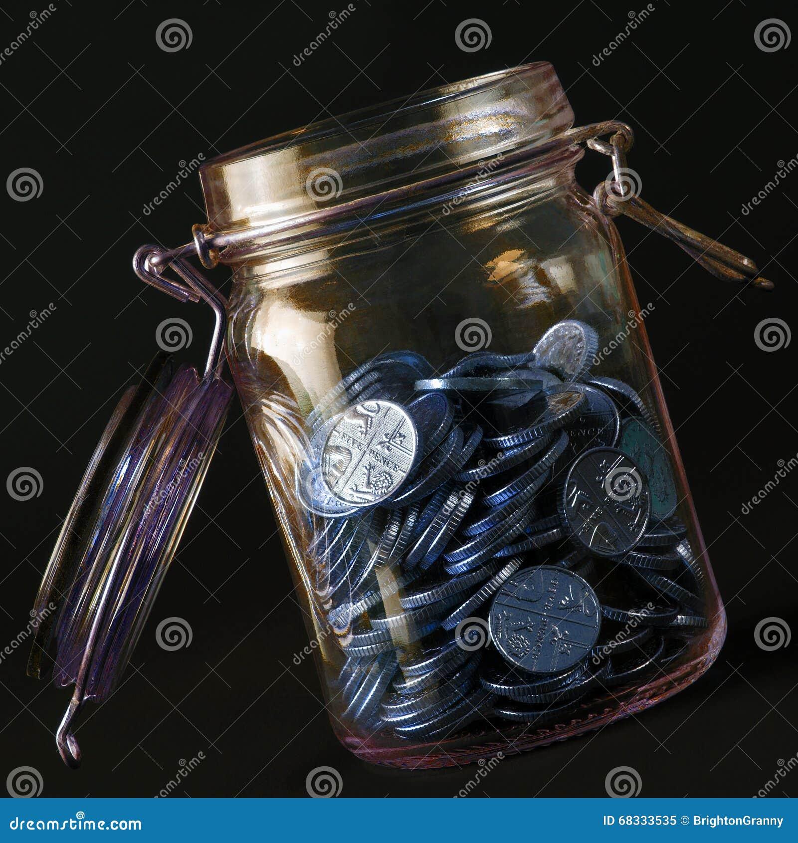 Jar av mynt