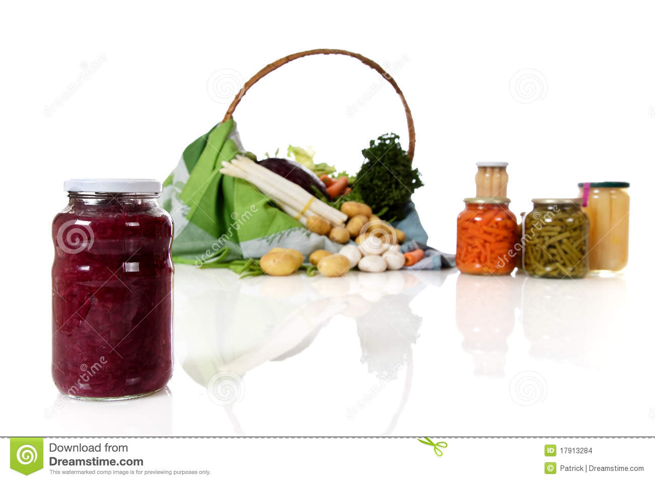 how to cook red cabbage in a jar