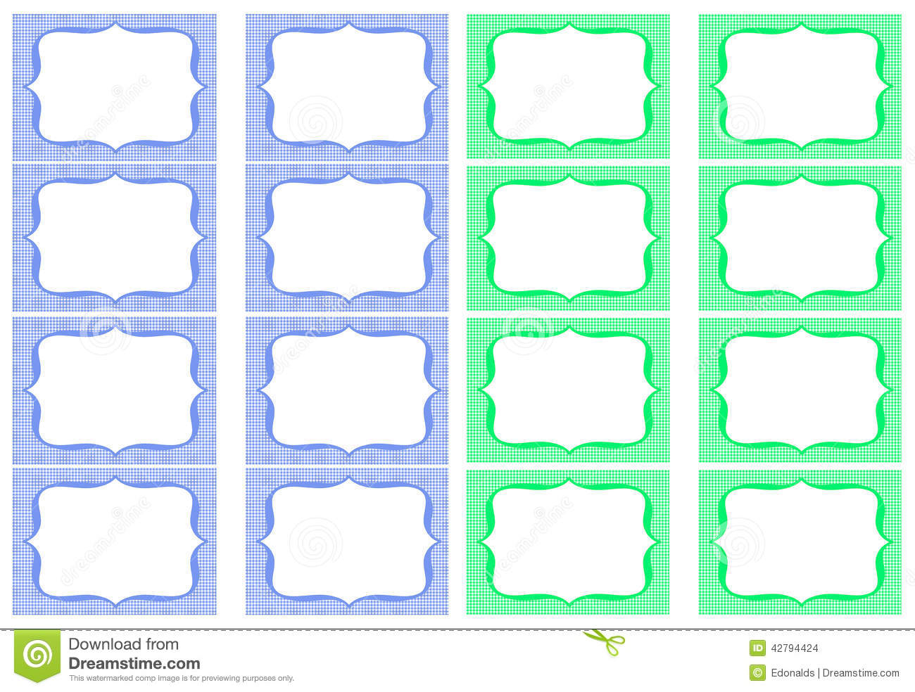 jar labels stock illustration illustration of white 42794424