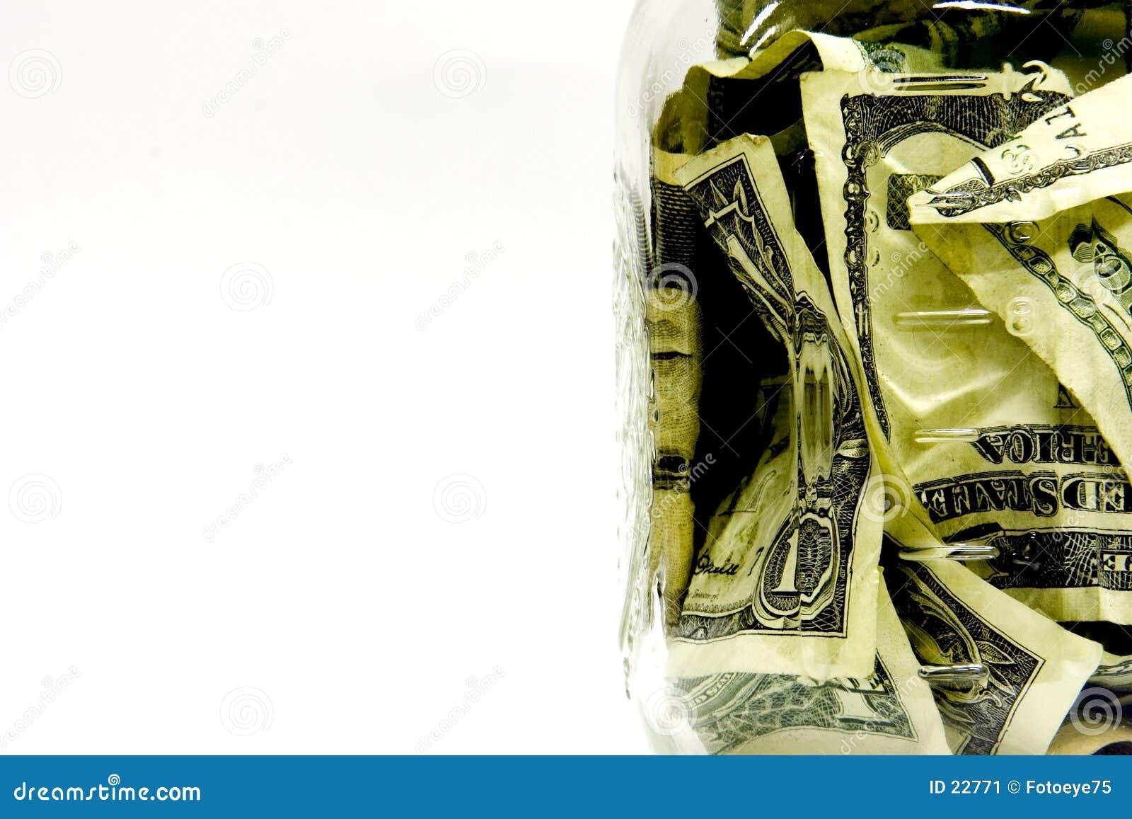 Jar pieniądze