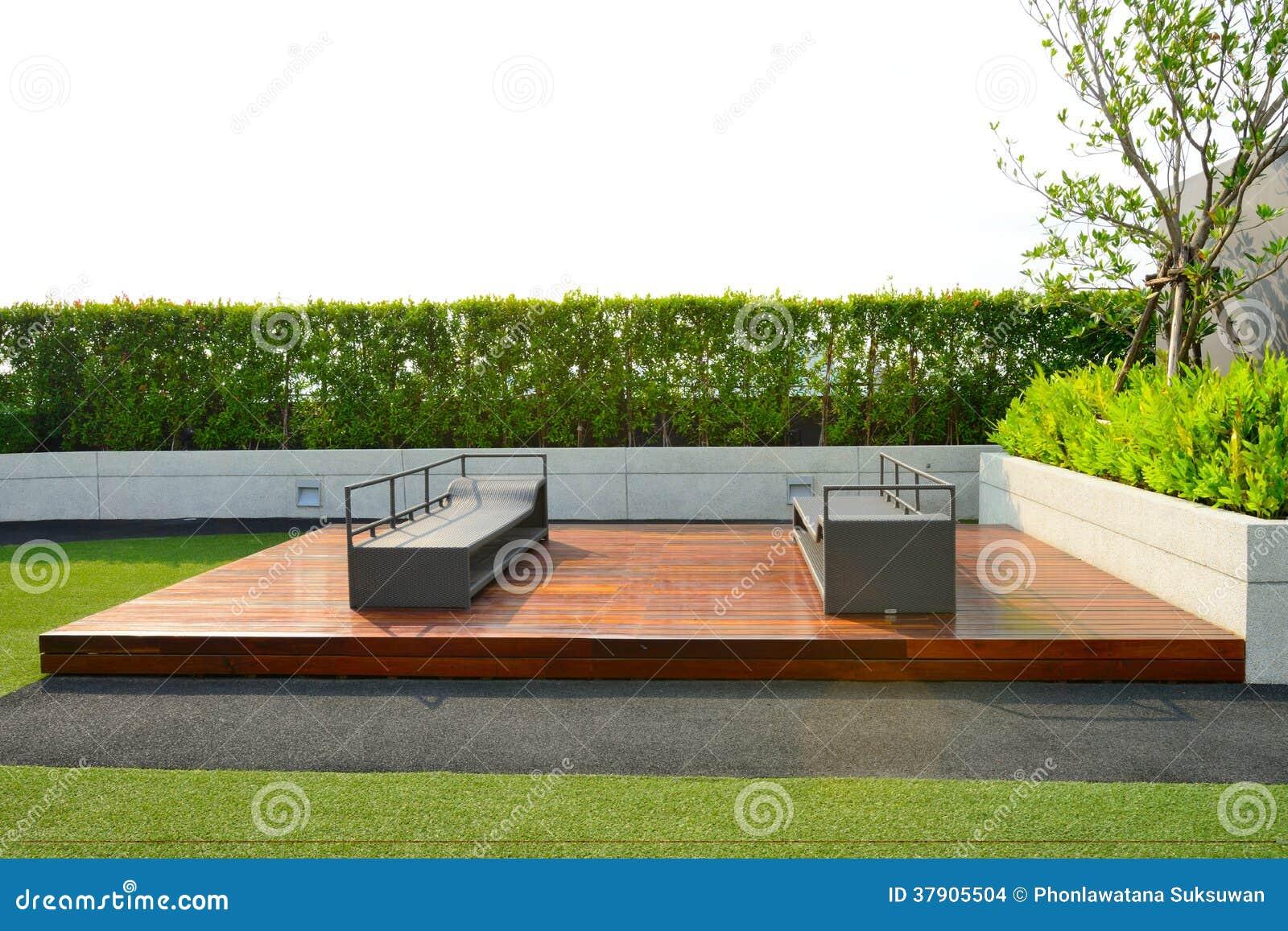 Jardín en tejado