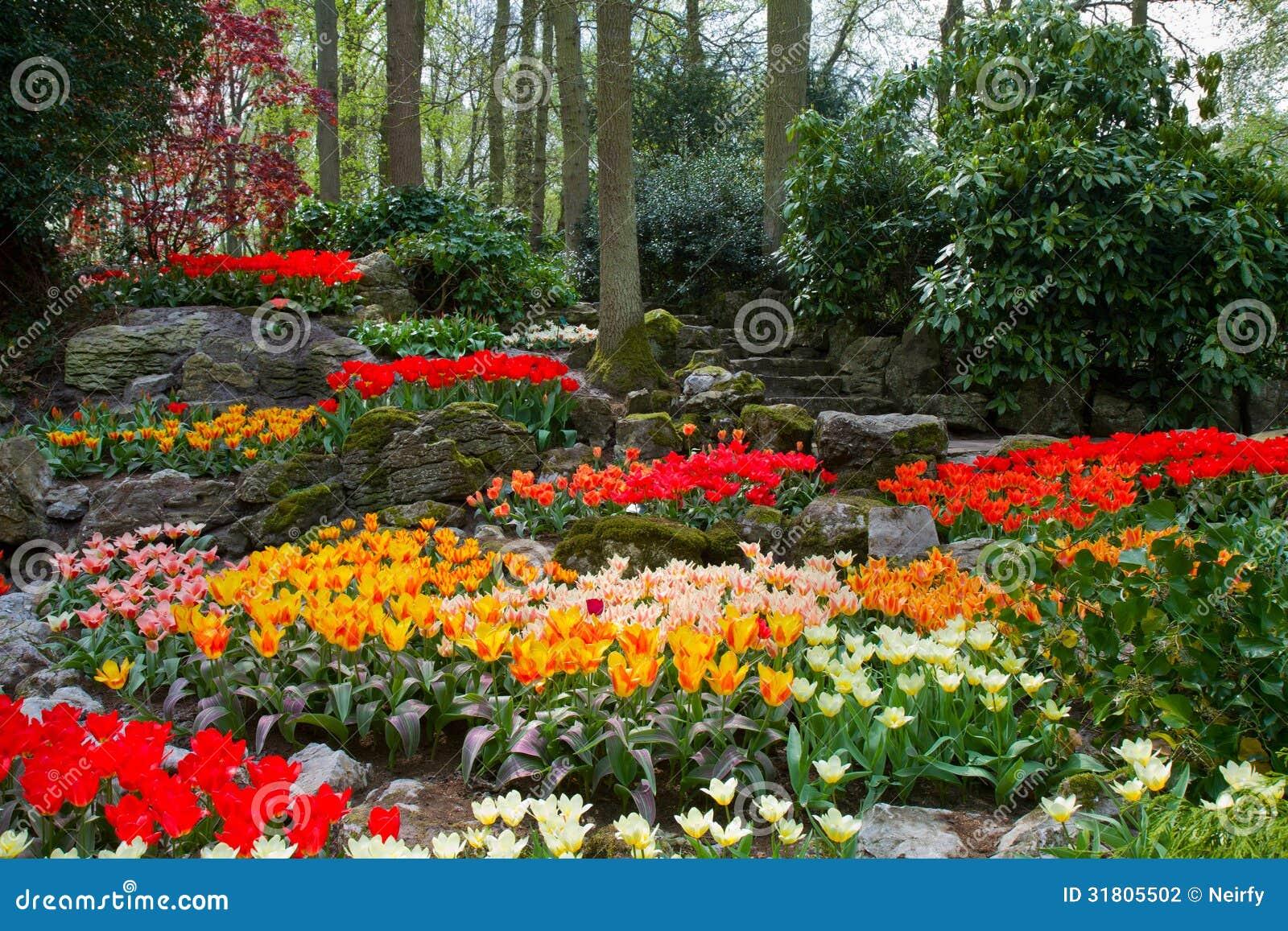 Jard n keukenhof holanda de la primavera for Jardin keukenhof
