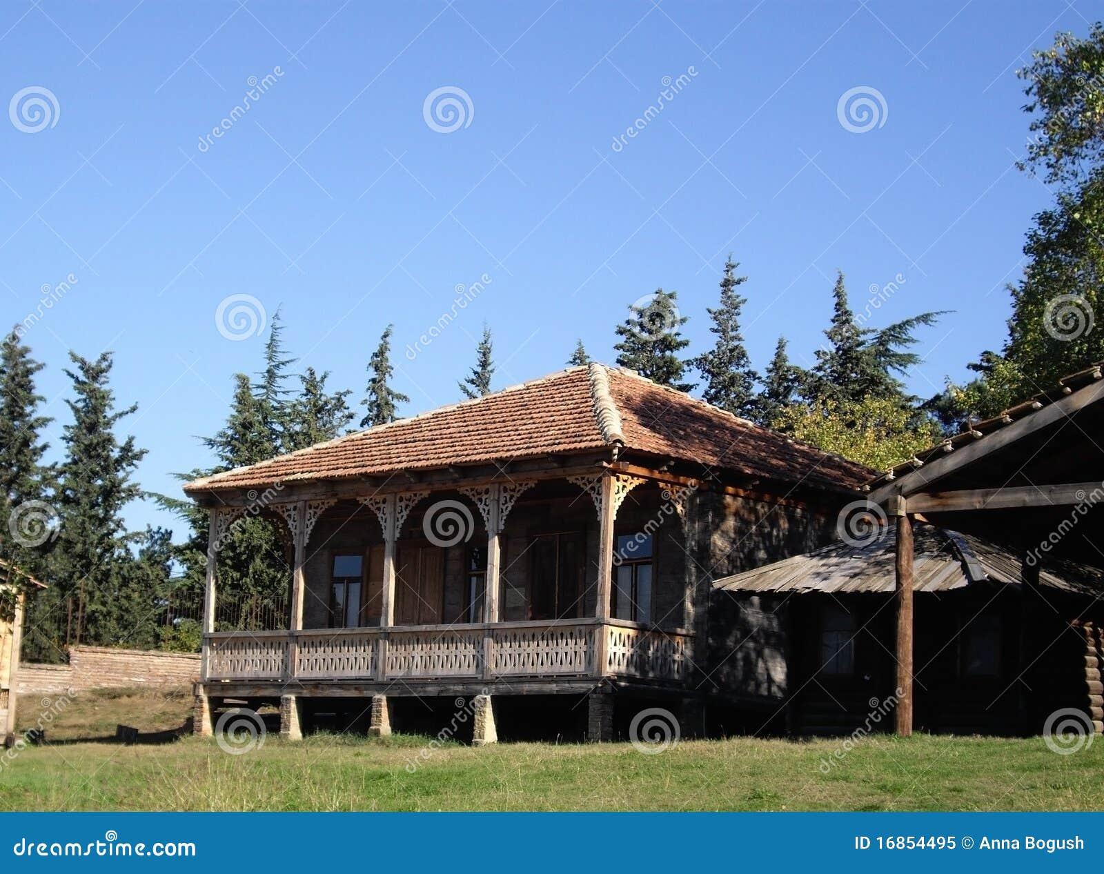 Jarda da casa antiga