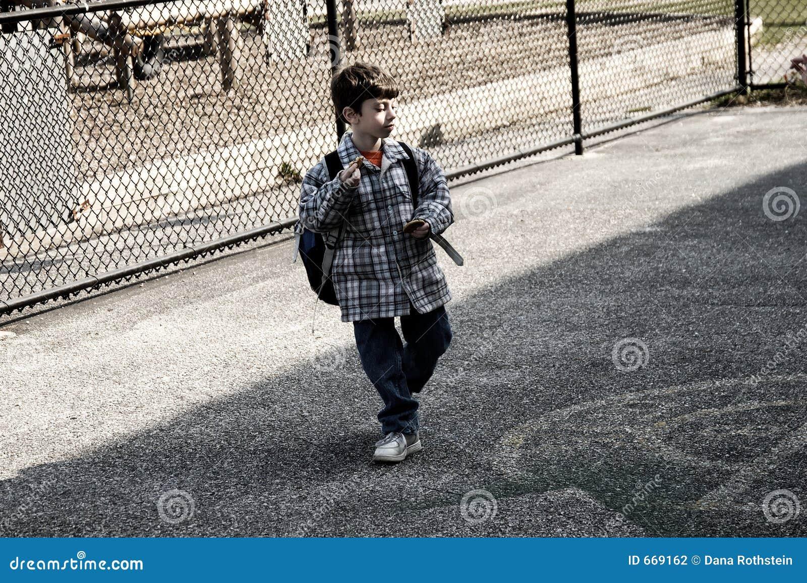 Jarda de escola