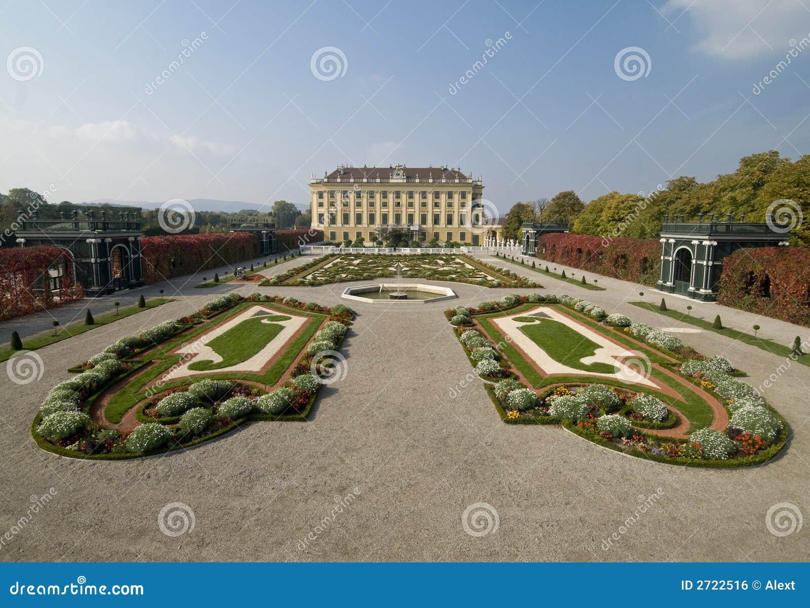 Jardim barroco imagem de stock royalty free imagem 2722516 for Baraque jardin