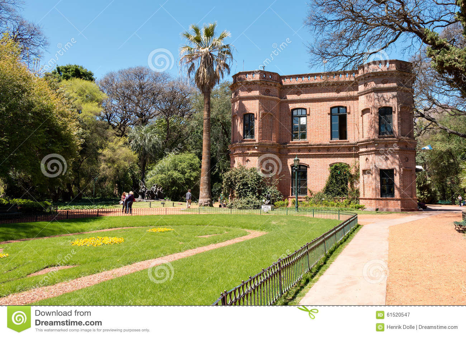 Jardim botânico, Buenos Aires Argentina
