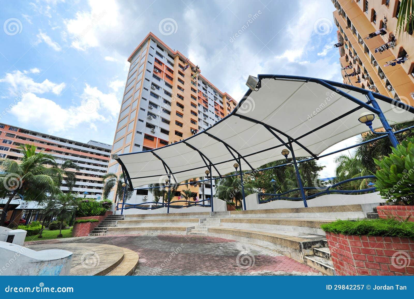 Vizinhança da habilitação a custos controlados em Singapore