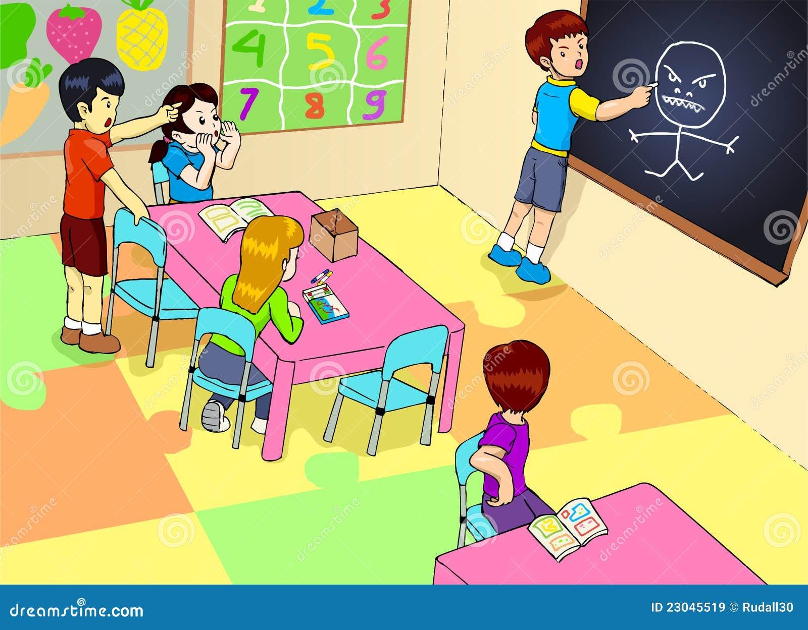 imagens jardim infancia:Jardim De Infância Imagens de Stock Royalty Free – Imagem: 23045519