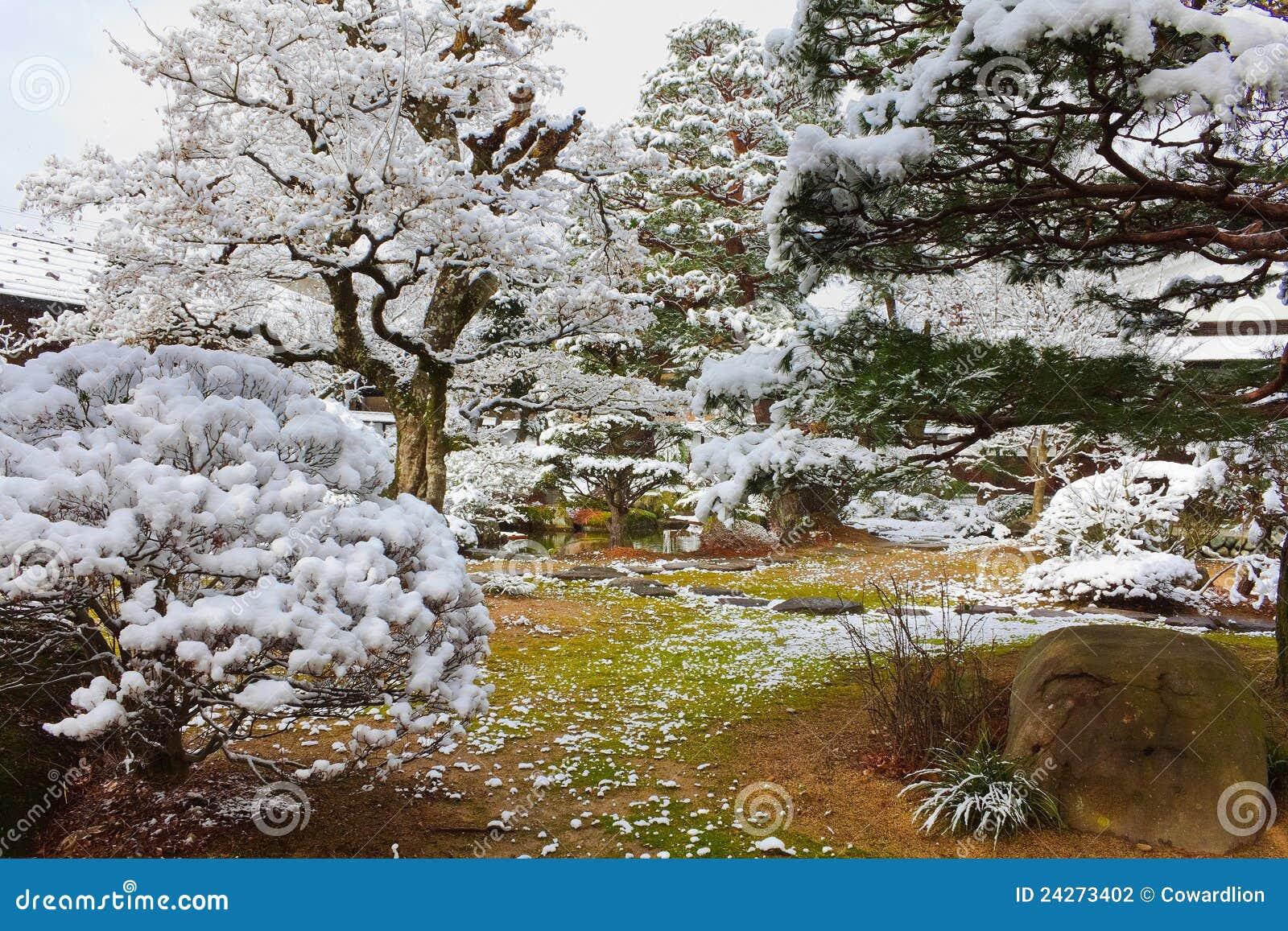 imagens jardim japones : imagens jardim japones:Japanese Gardens in Japan in Winter