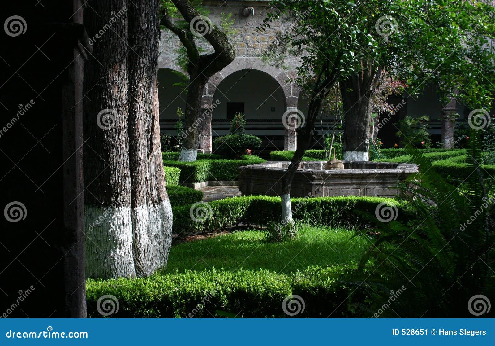 Jardim mexicano