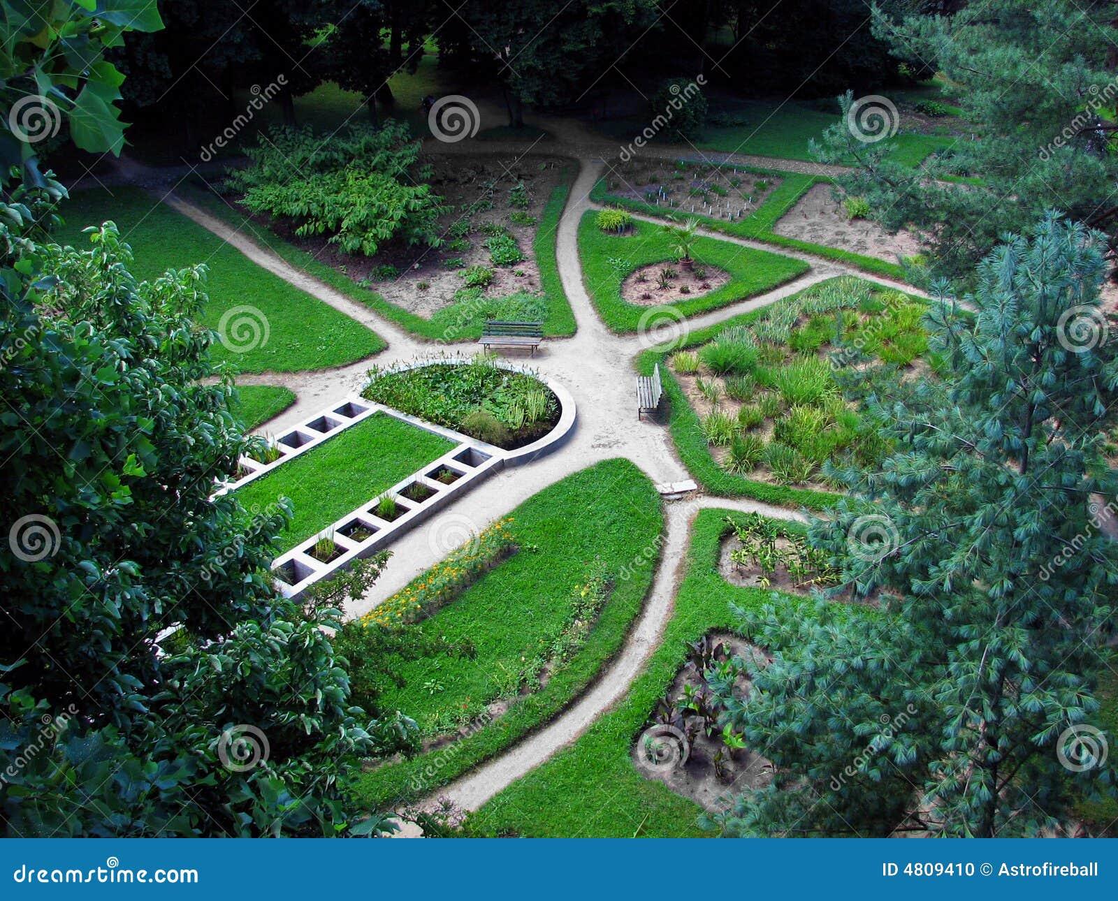 Jardim municipal de Cluj