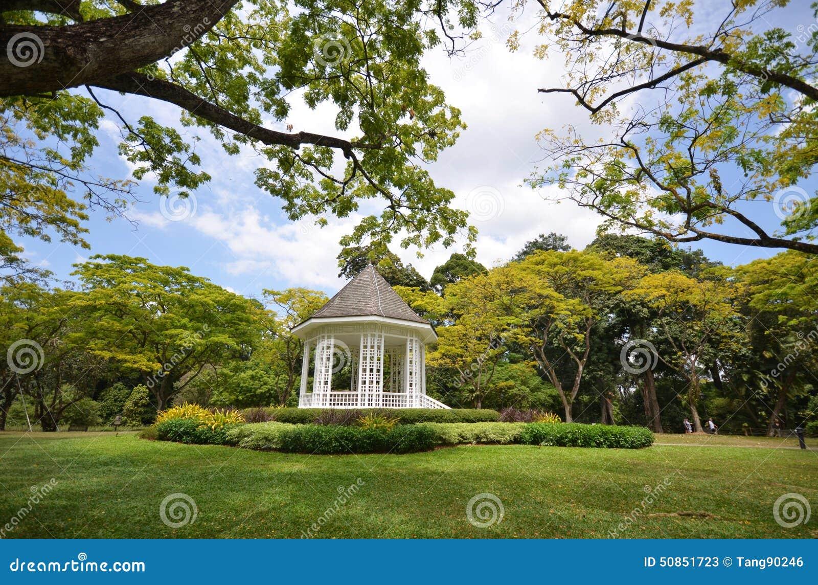 Jardin botanique de singapour photo stock ditorial for Jardin botanique de conception