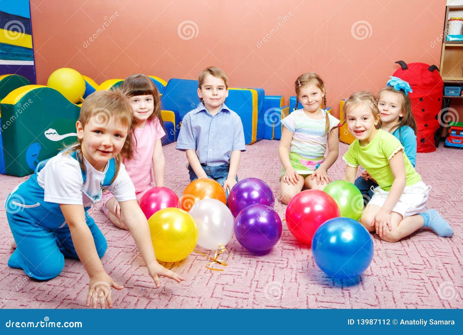 Jardin d enfants