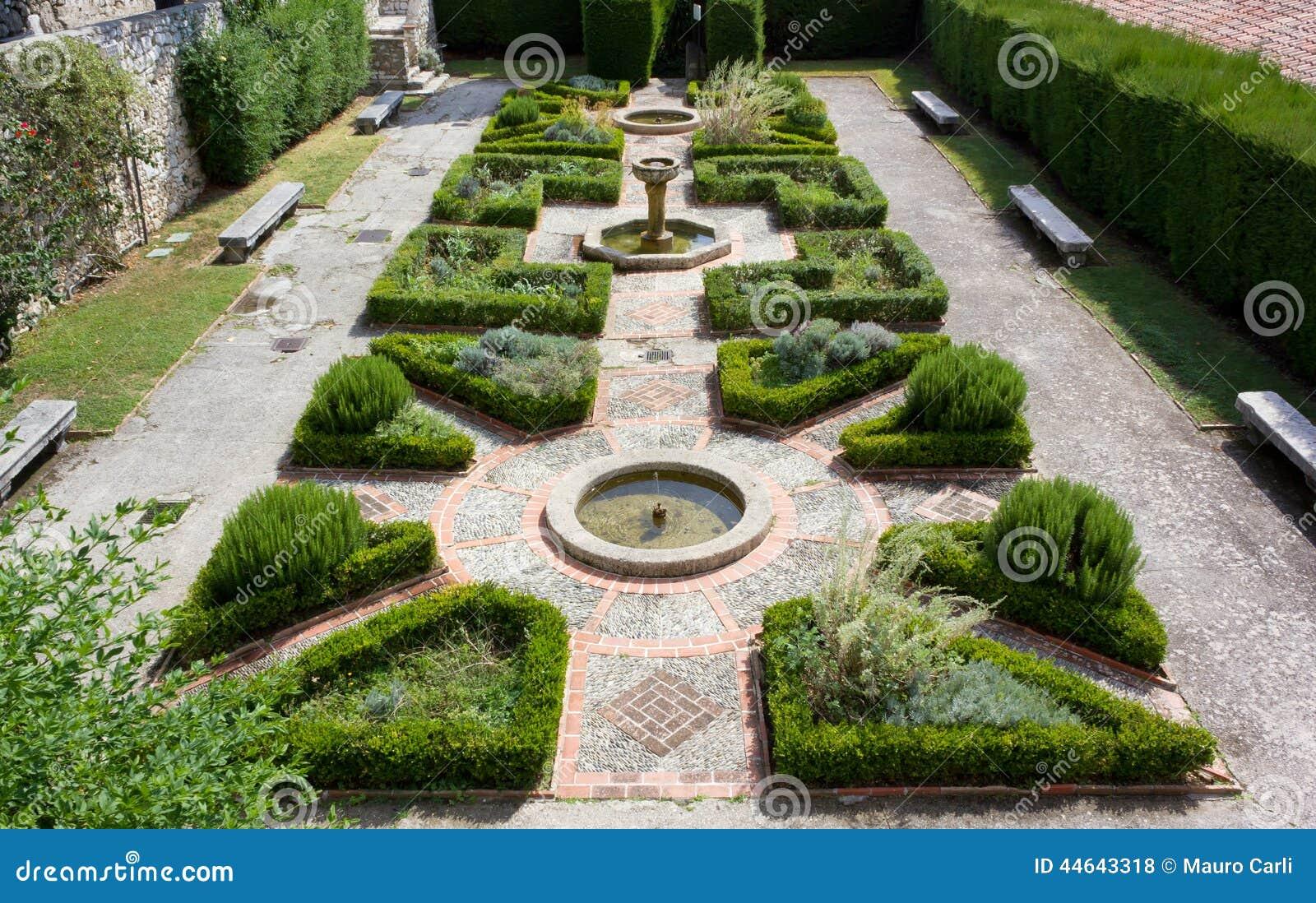 Jardin de monast re de cimiez nice photo stock image for Jardin nice