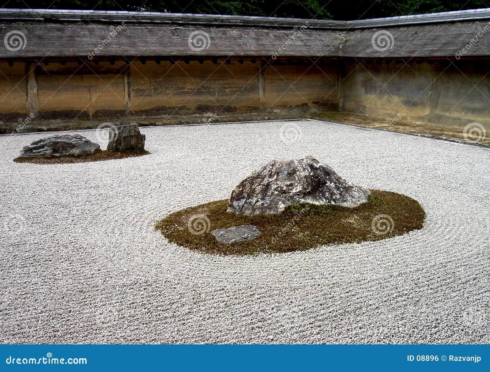Jardin de roche