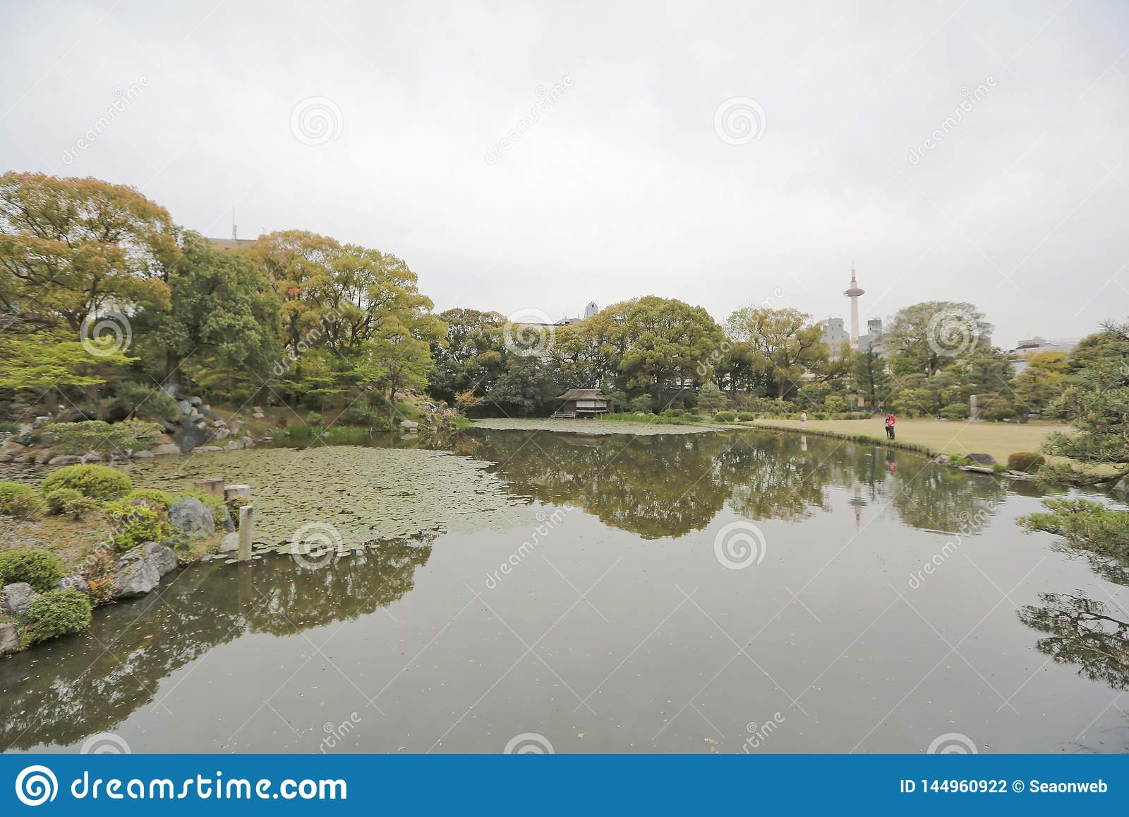 Jardin de Shosei ? Kyoto, Japon
