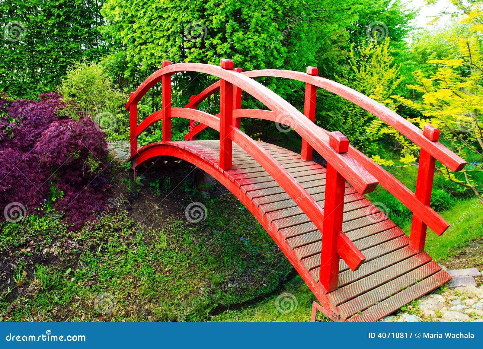 Jardin de style japonais image stock image du ext rieur for Style japonnais
