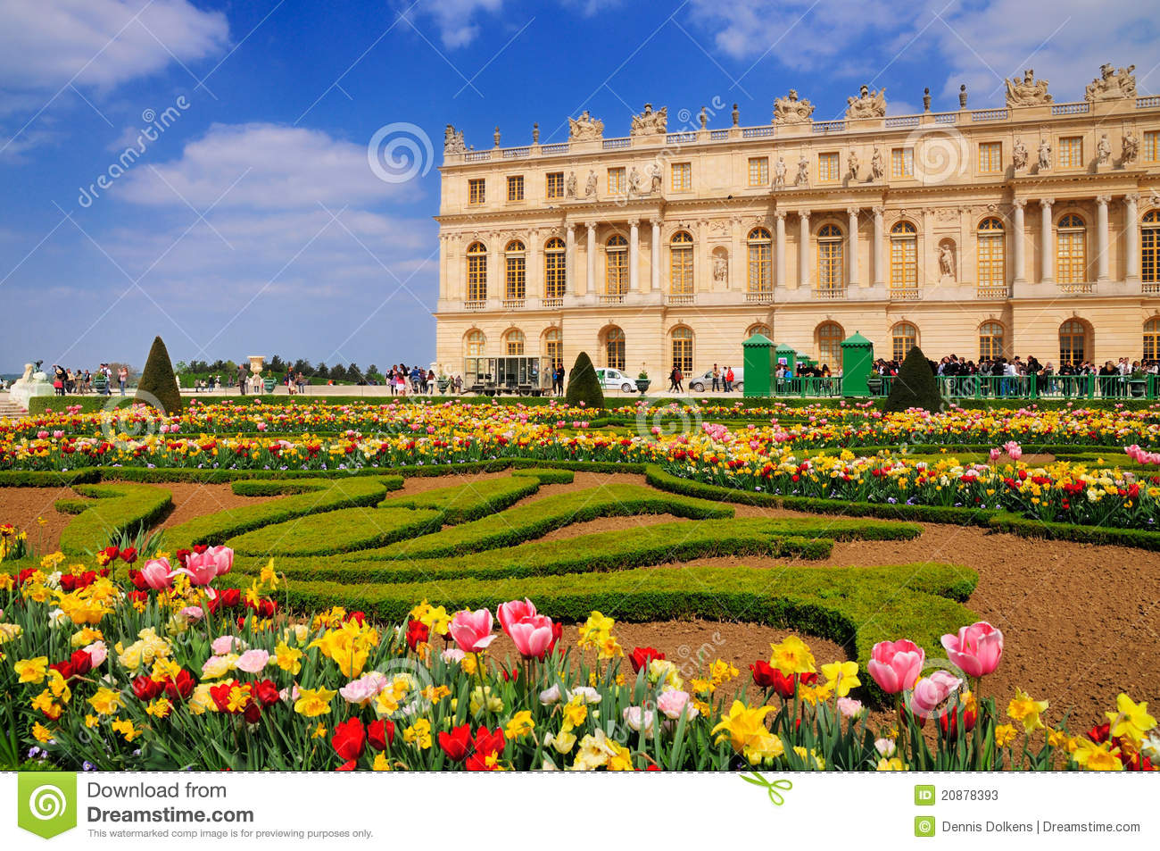 jardin de versailles photo stock ditorial image du statues 20878393. Black Bedroom Furniture Sets. Home Design Ideas