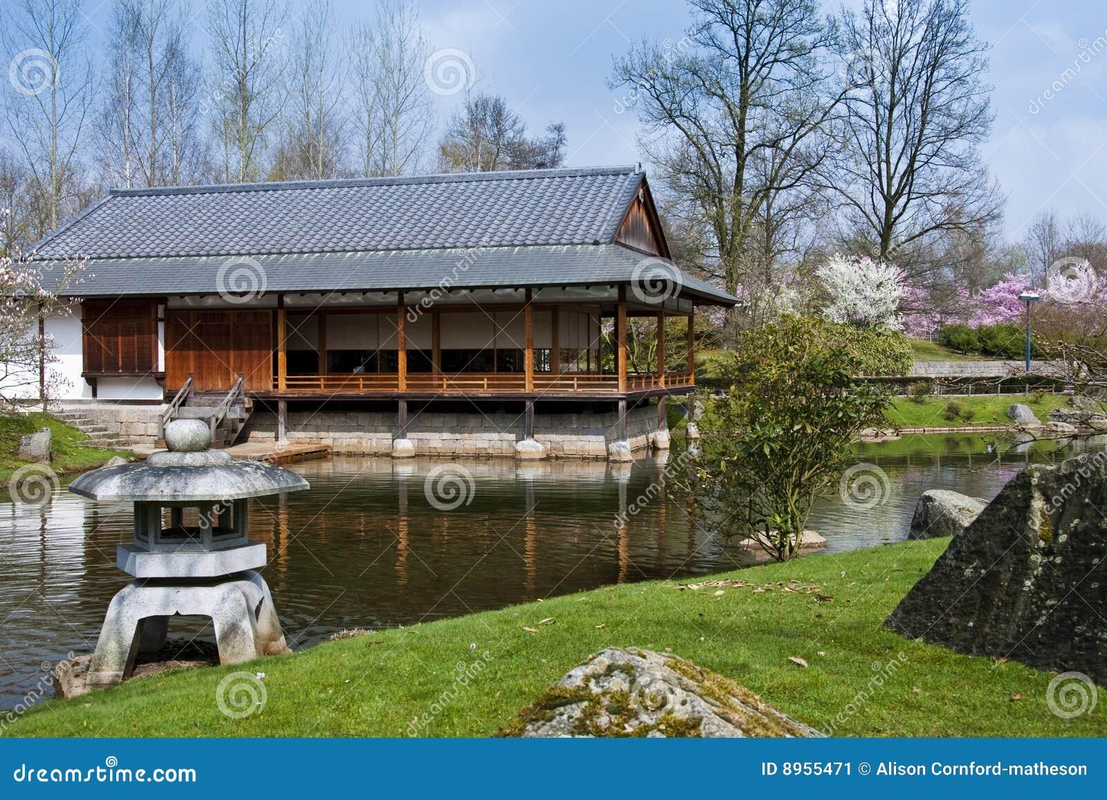 Jardin japonais hasselt belgique image stock image for Jardin belgique