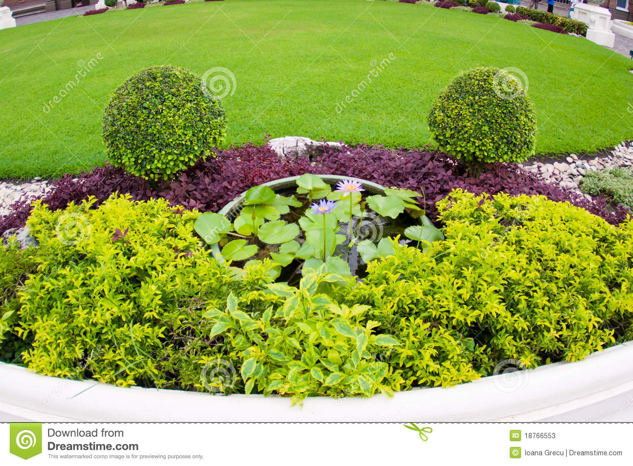 Jardin oriental photos stock image 18766553 for Jardin oriental
