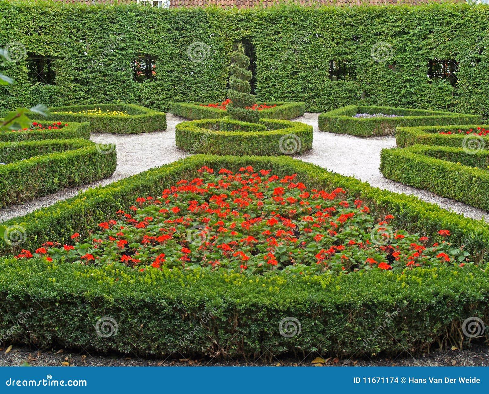 Jardin public de conception images stock image 11671174 for Jardin public