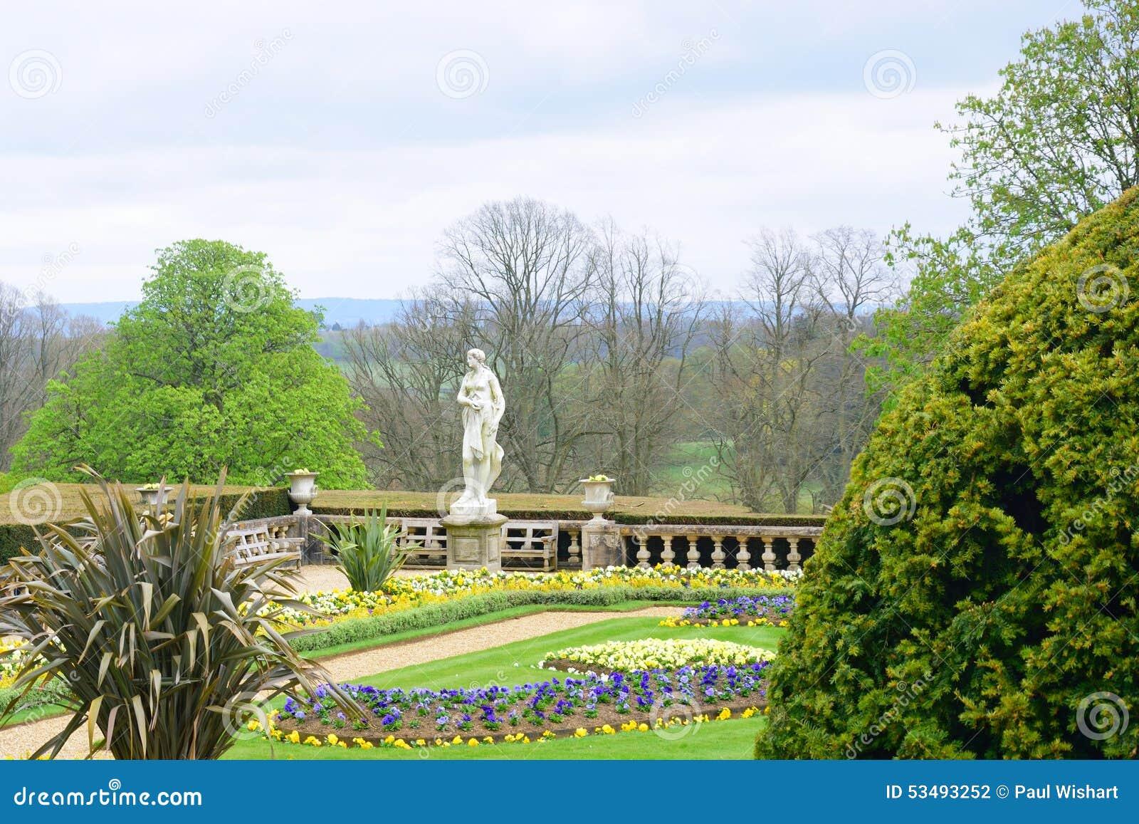 jardines caseros majestuosos