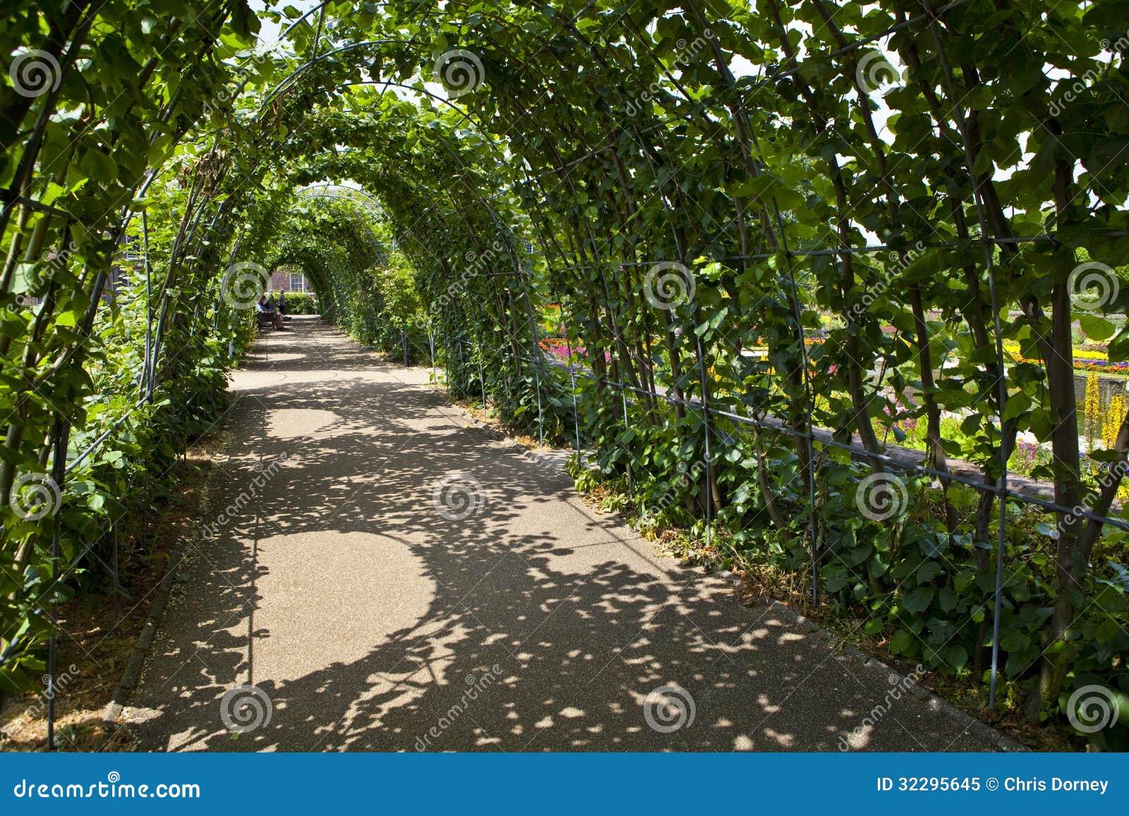 jardines de kensington en londres imagen de archivo ForJardines De Kensington