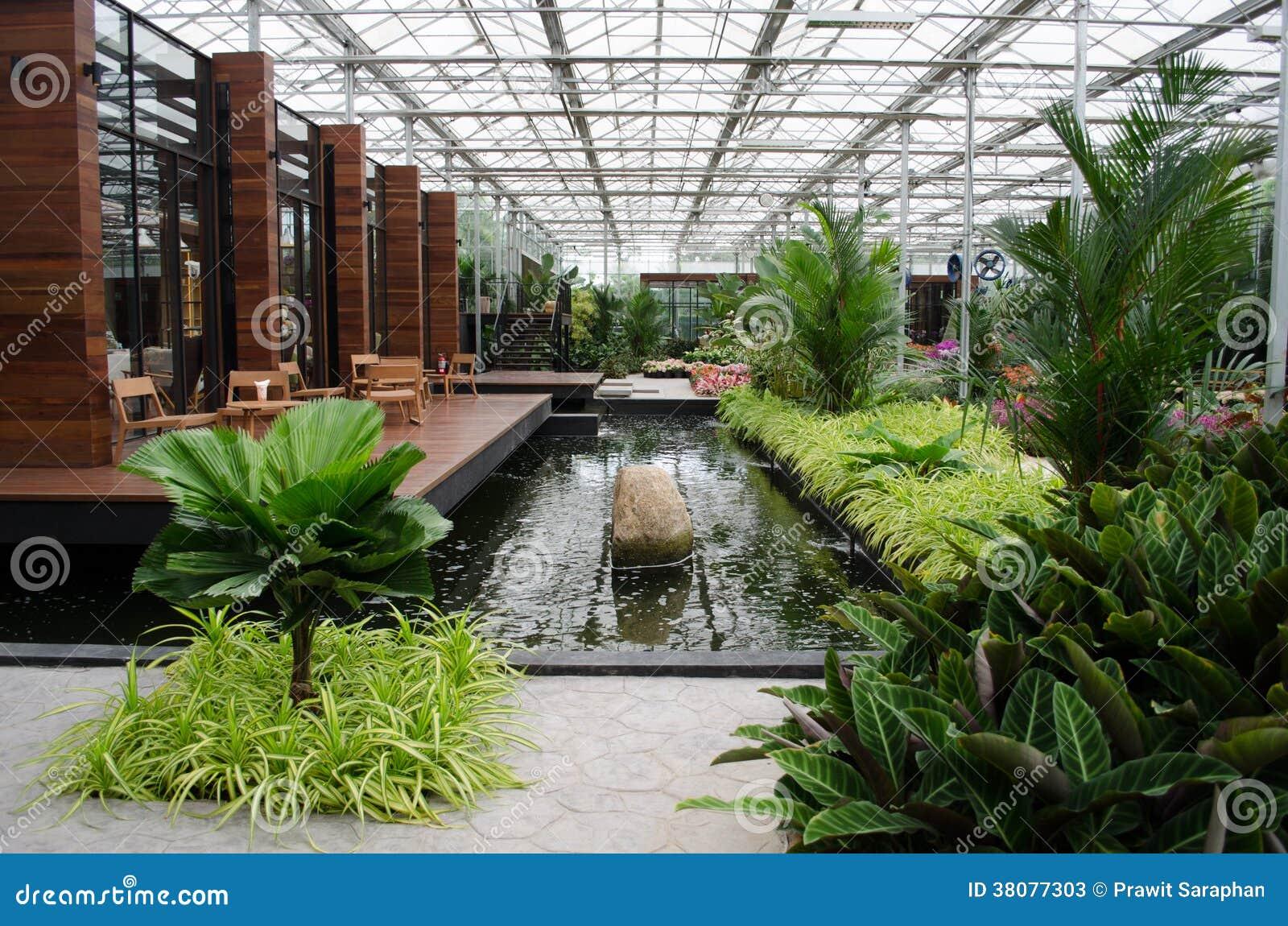 jardines de la arquitectura fotos de archivo imagen
