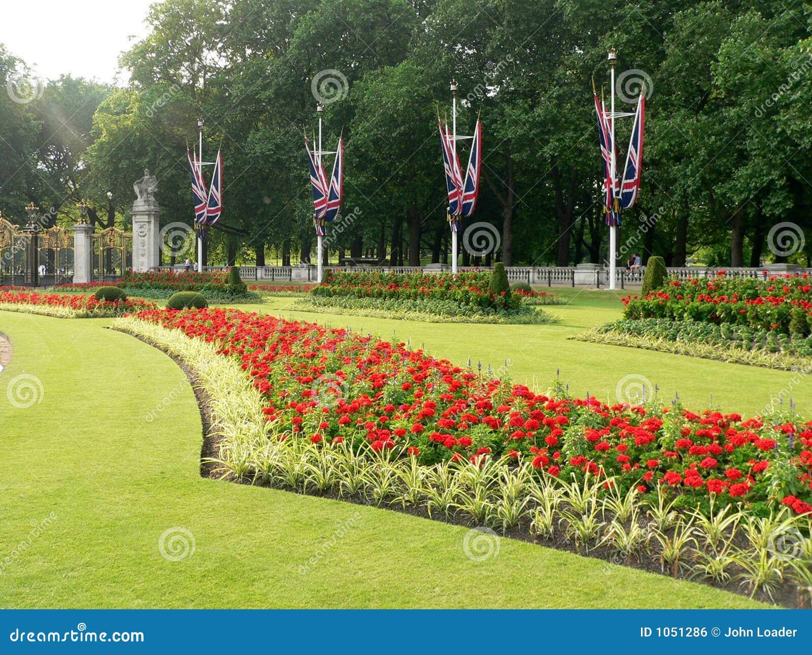 Jardins De Londres Imagem de Stock Royalty Free  Imagem 1051286