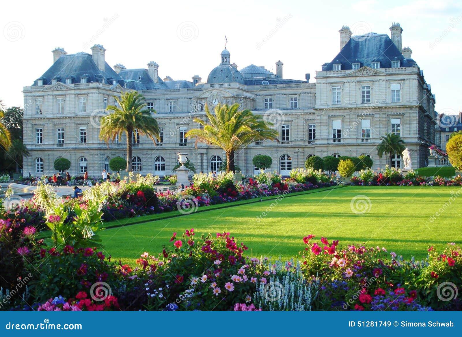 Jardins de Pariis