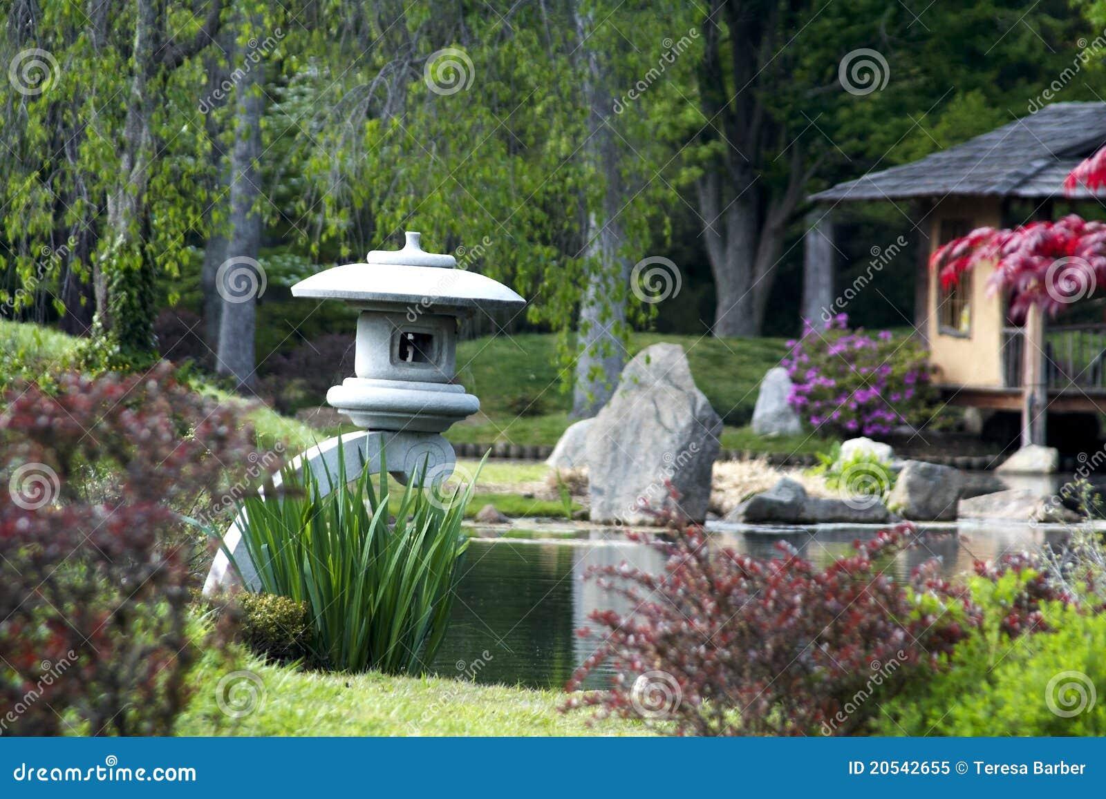 imagens jardins japoneses:Jardins Japoneses Foto de Stock Royalty Free – Imagem: 20542655