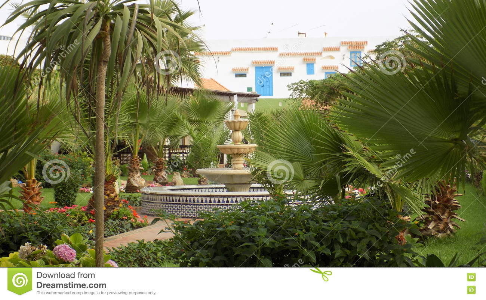 Jardins - praia-MÂ dik-TANGER dourado