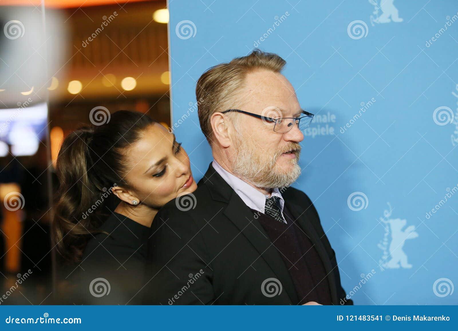 Jared Harris et son épouse Allegra Riggio