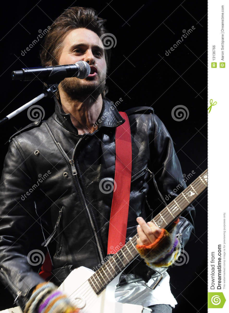 Jared Leto 30 Seconds To Mars Jared Leto Of 3...