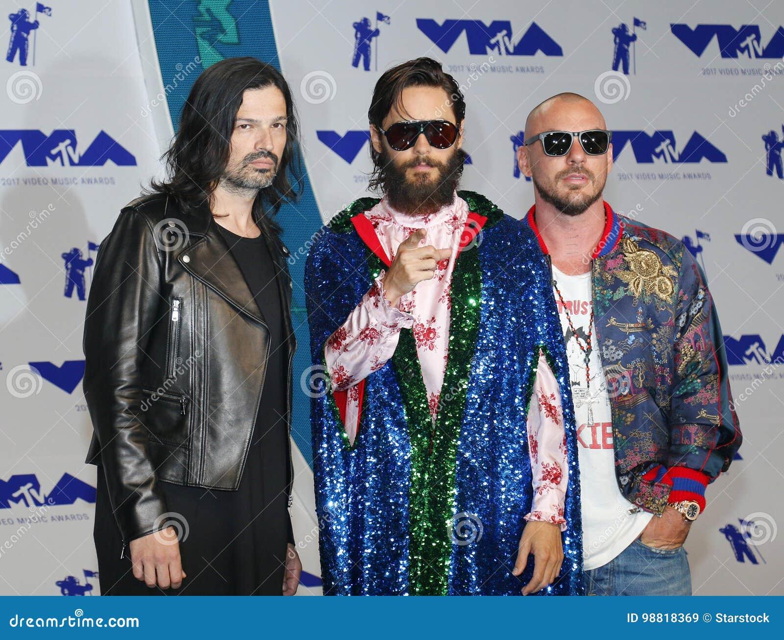 Jared Leto, Shannon Leto Milicevic i Tomo Trzydzieści sekund Mars,