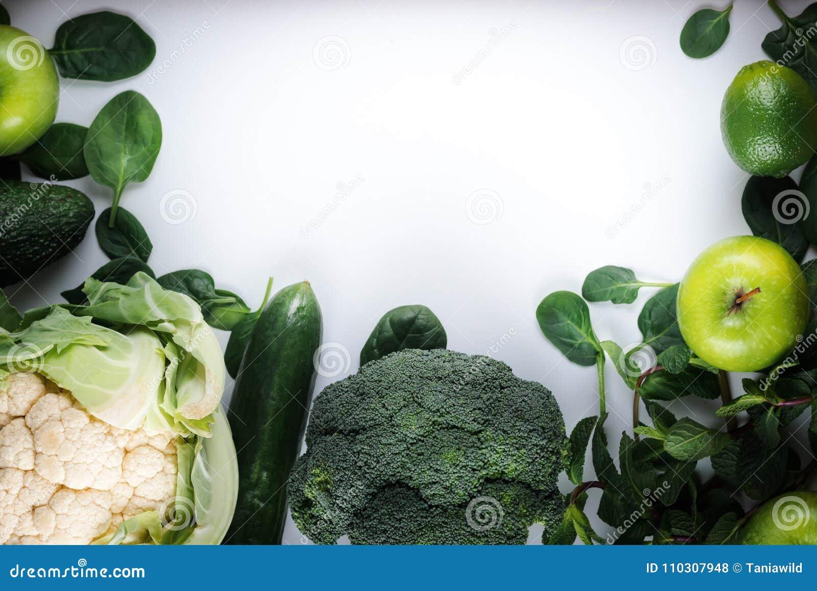 Jarscy obiadowi składniki Zielona warzywo rozmaitość Koszt stały, mieszkanie nieatutowy, odgórny widok, kopii przestrzeń