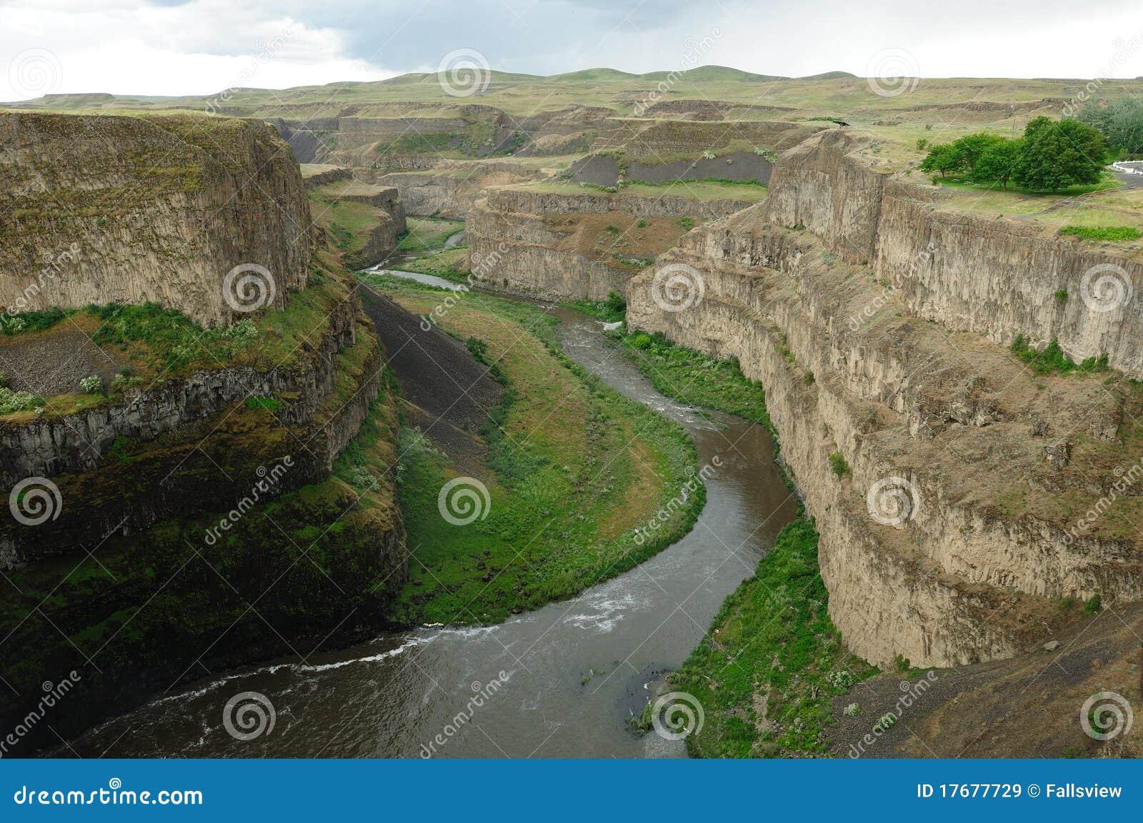 Jaru palouse rzeka