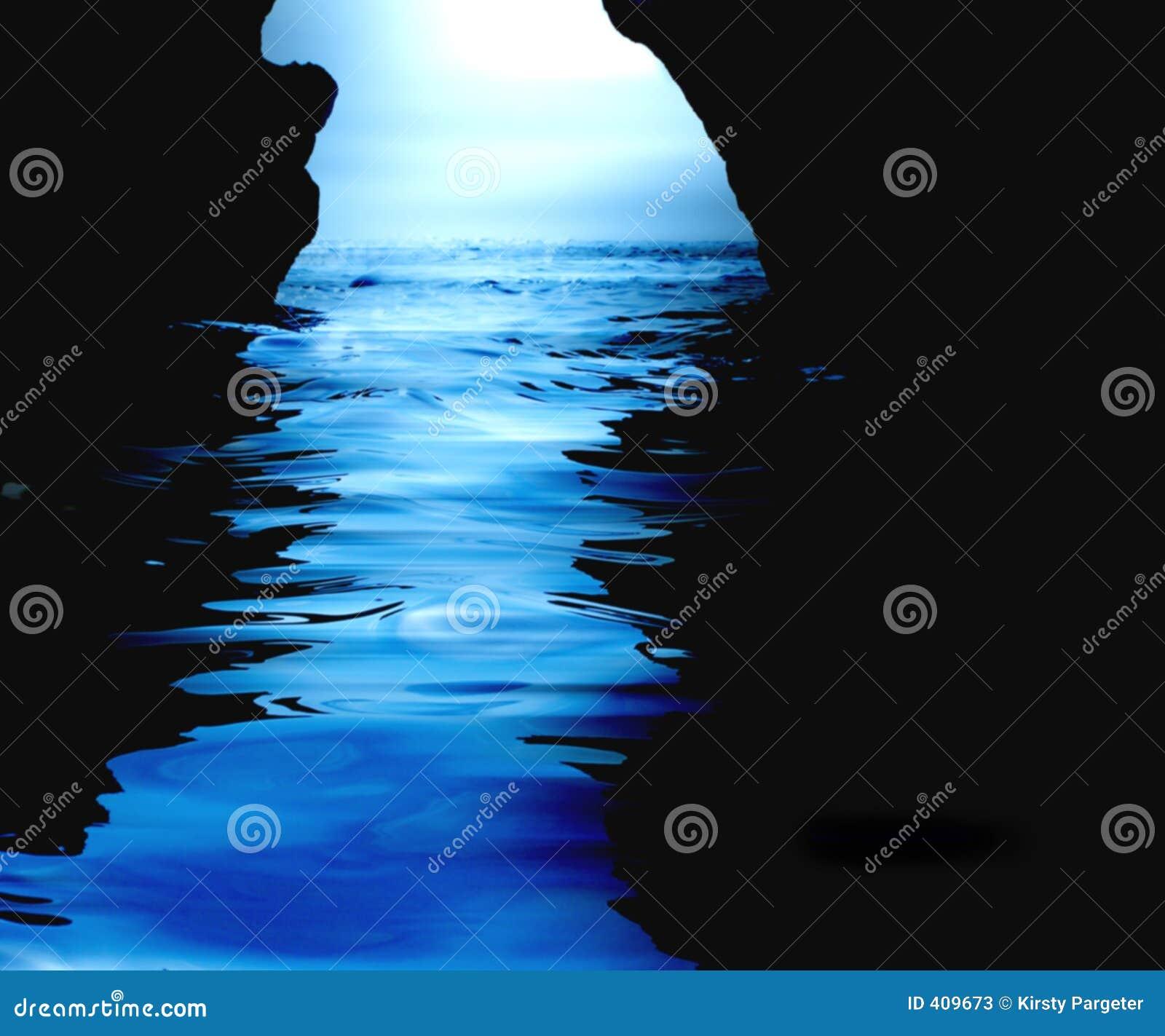 Jaskinia wodnistej