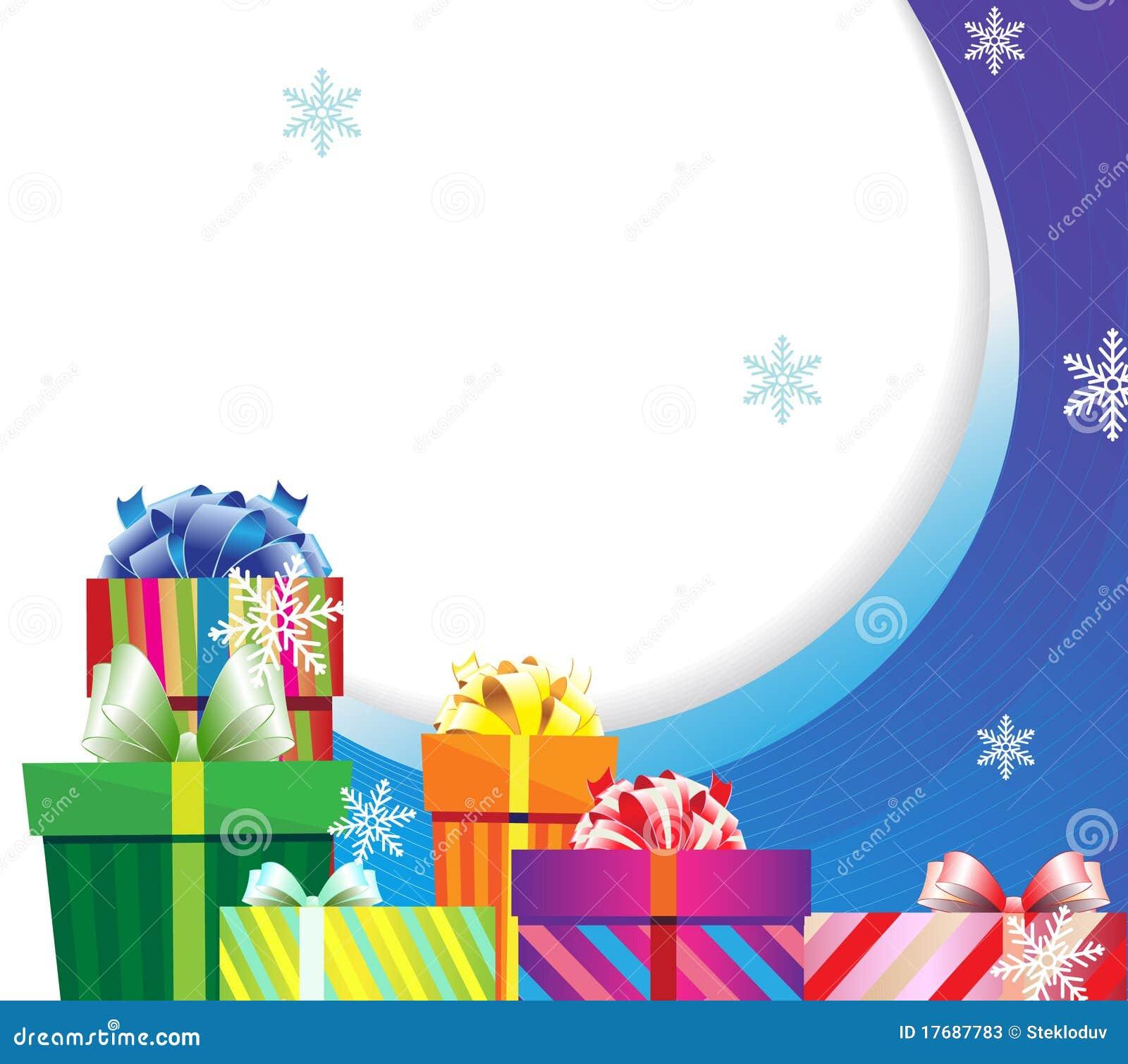 Jaskrawy bożych narodzeń prezentów target155_0_