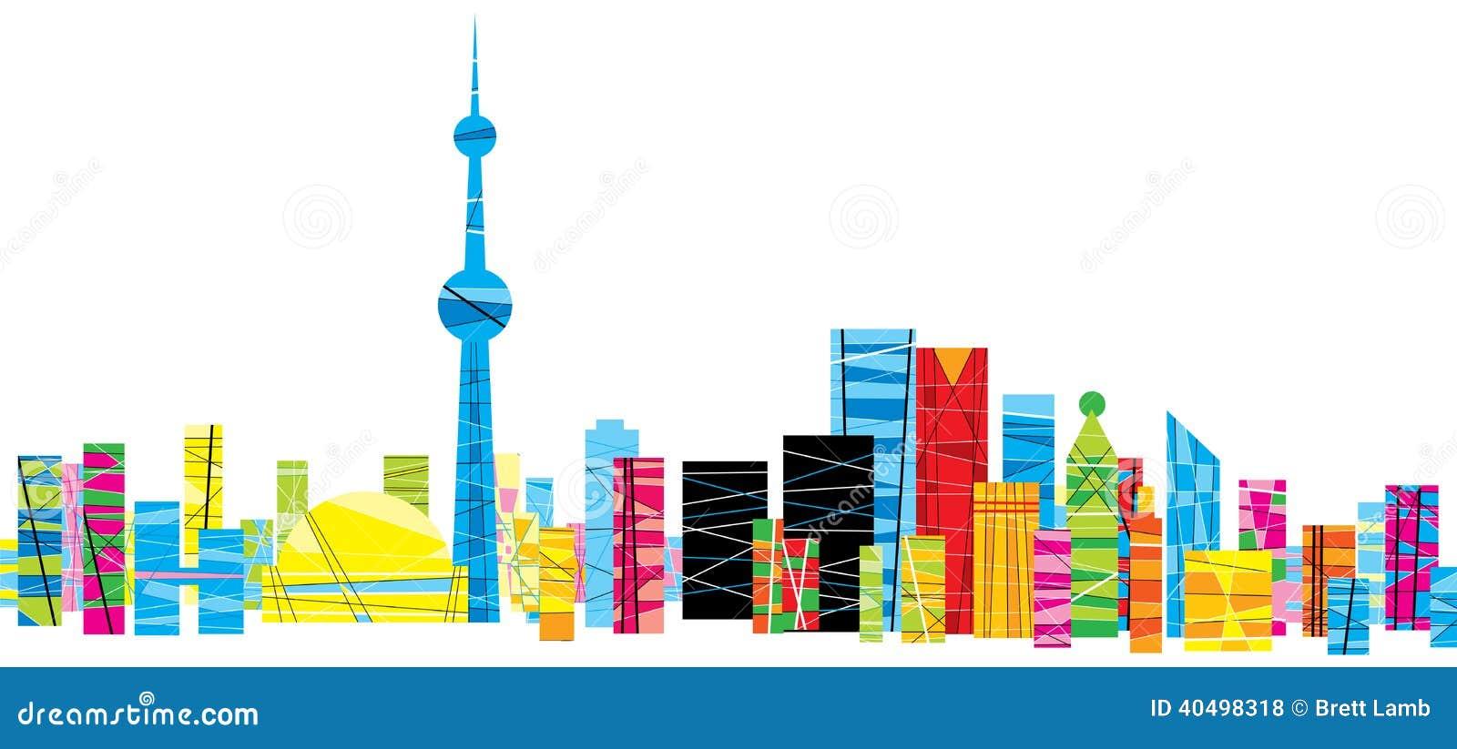 Jaskrawy Deseniowy Toronto