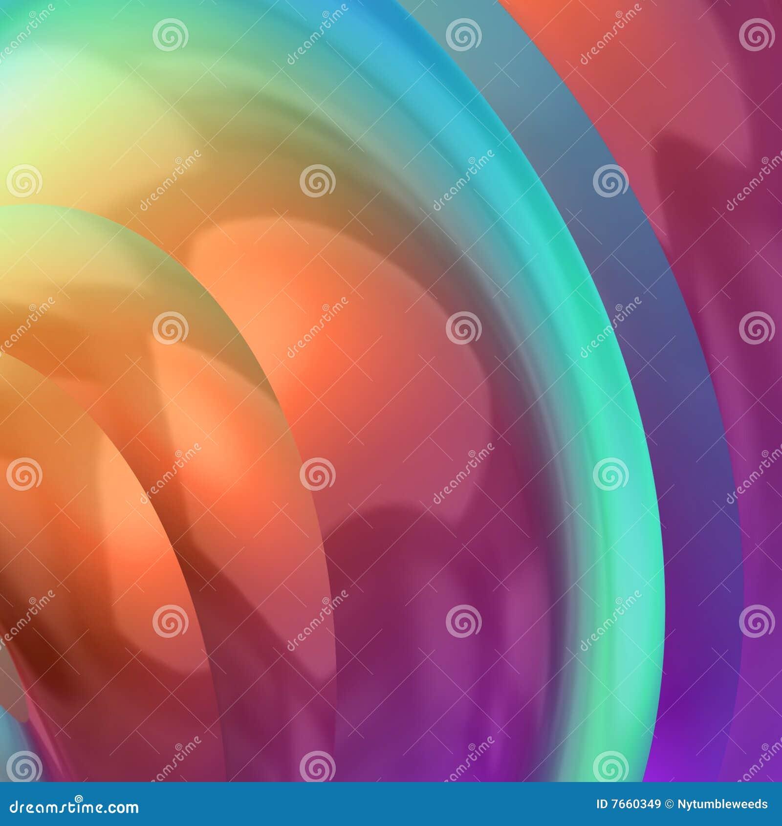 Jaskrawy kolorowy
