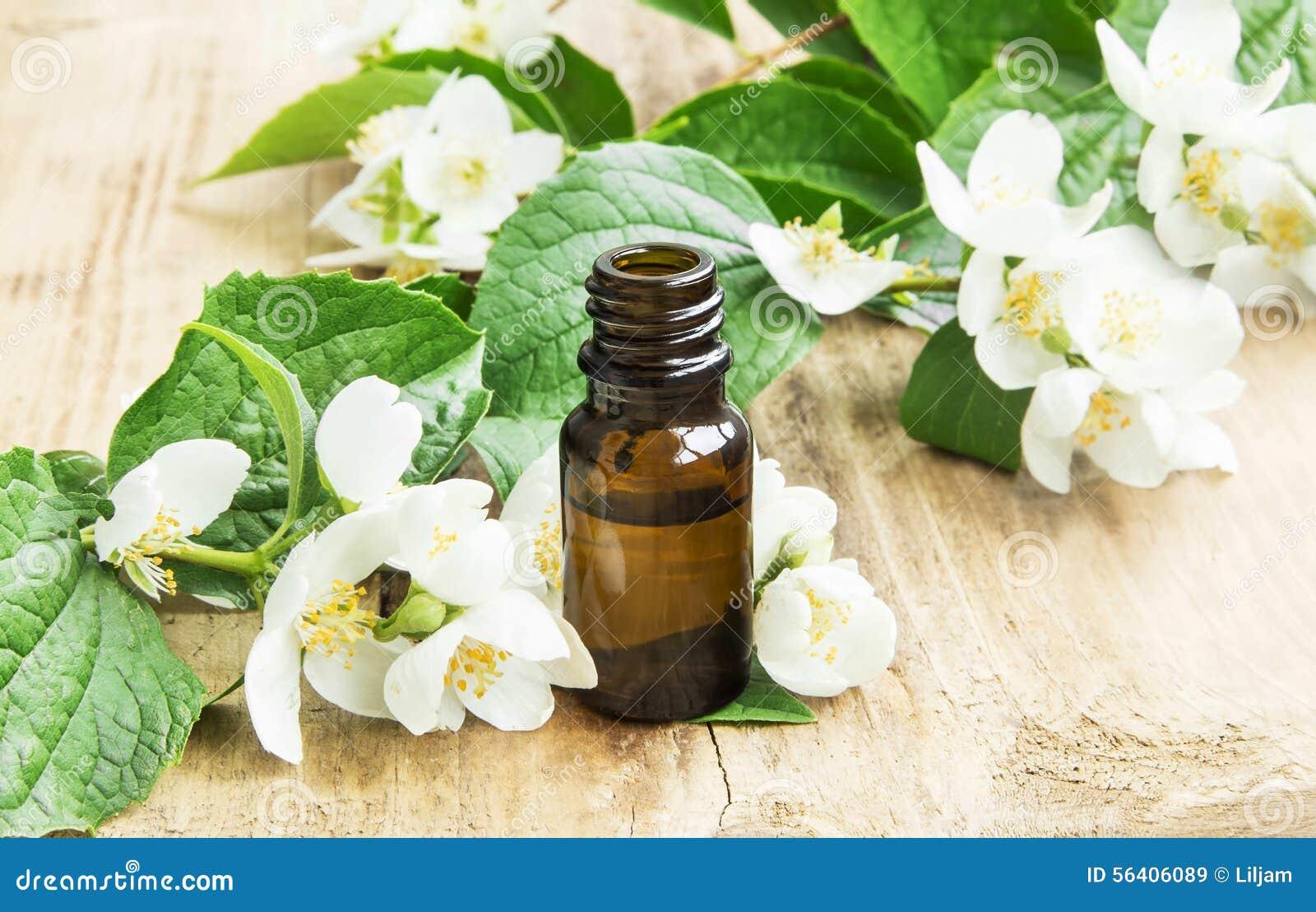 Jasmine Scent Essential Oil