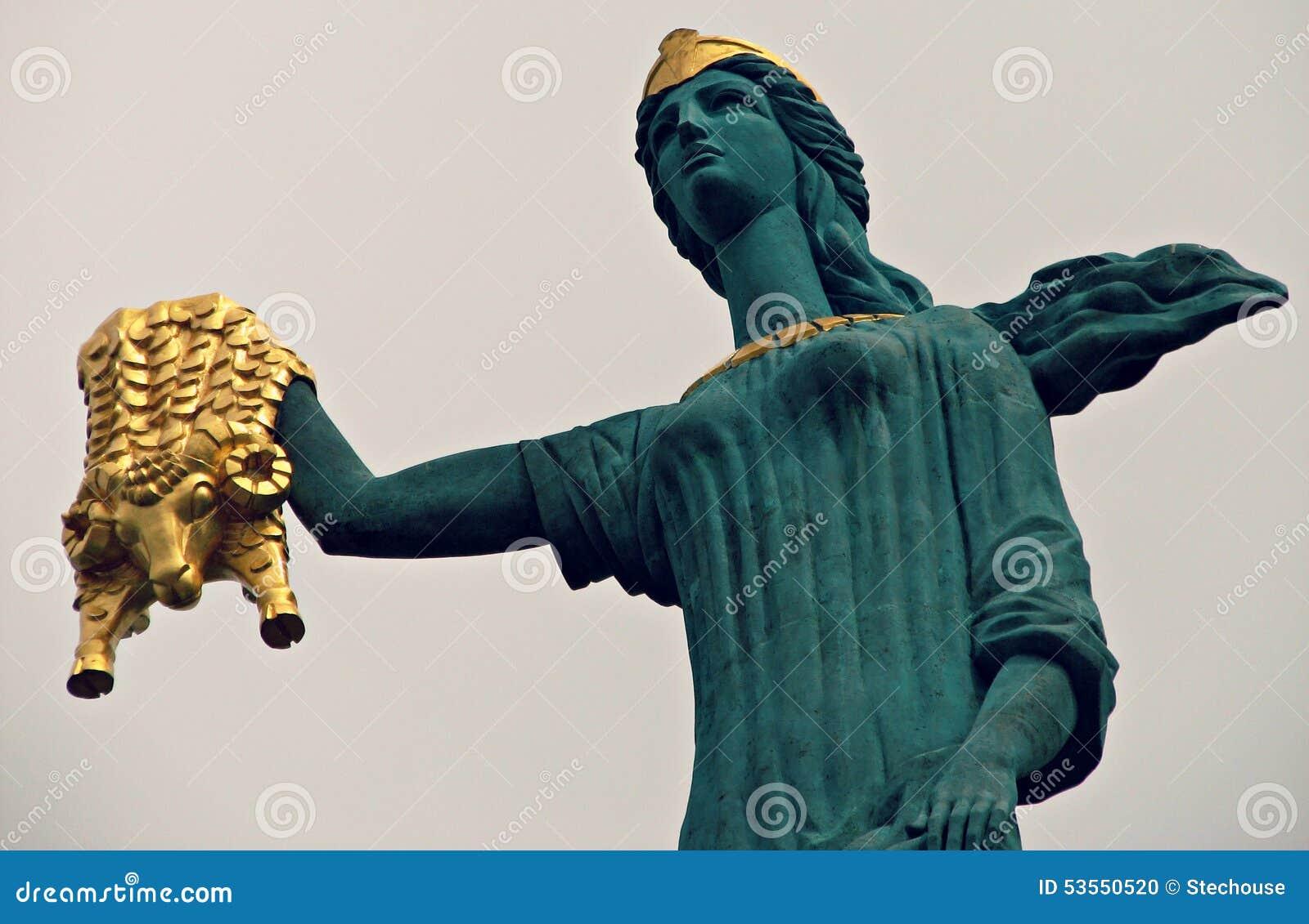 Jason The Argonauts And The Golden Fleece Stock Photo Image Of