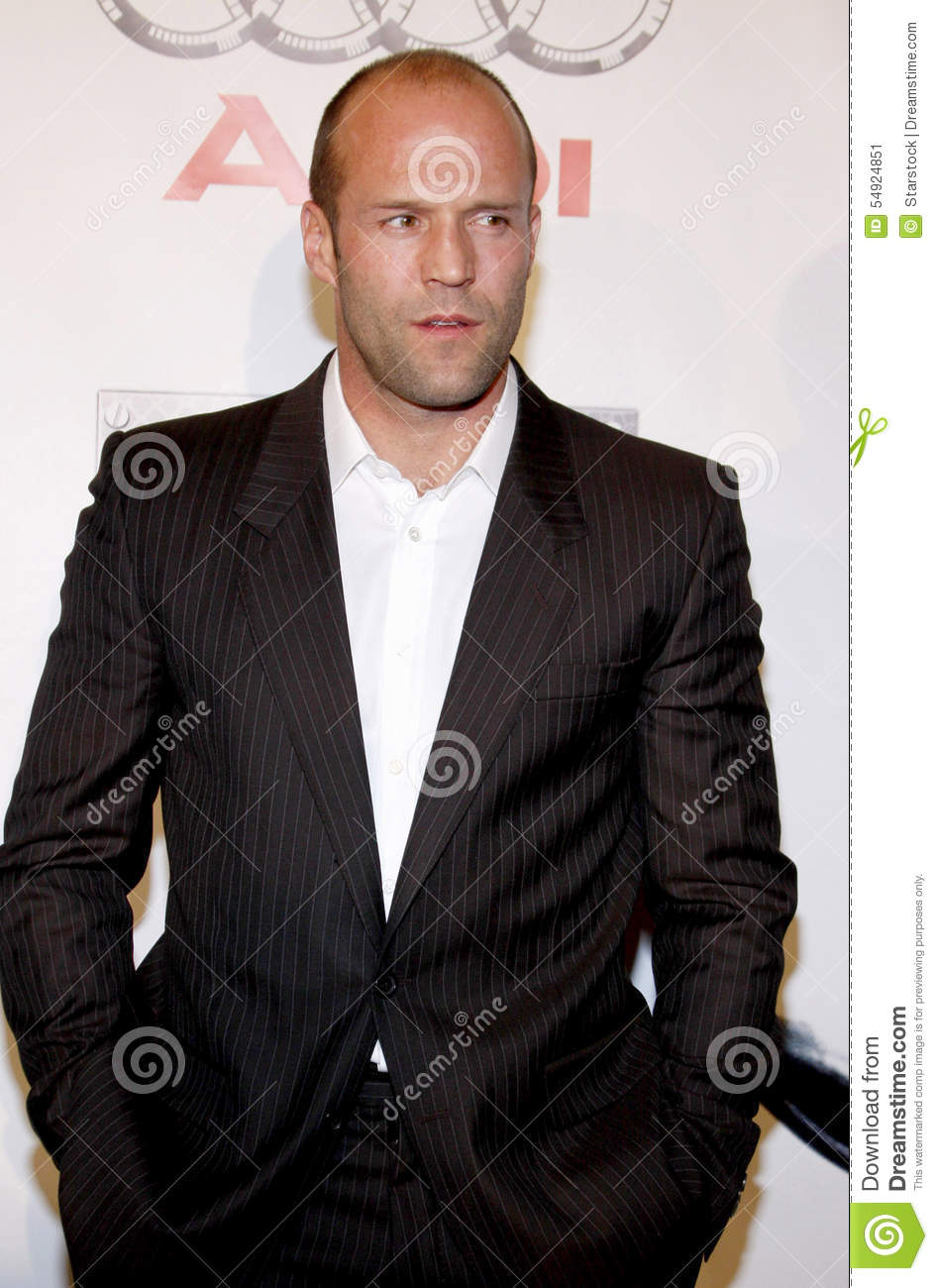 cf96401ea1b Jason Statham at the World Premiere of Transporter 3 held at the Planet  Hollywood Casino   Resort in Las Vegas