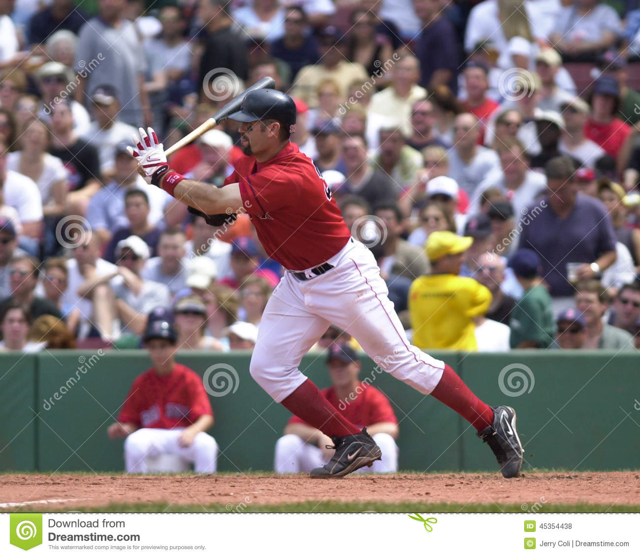 Jason Varitek Boston Red Sox