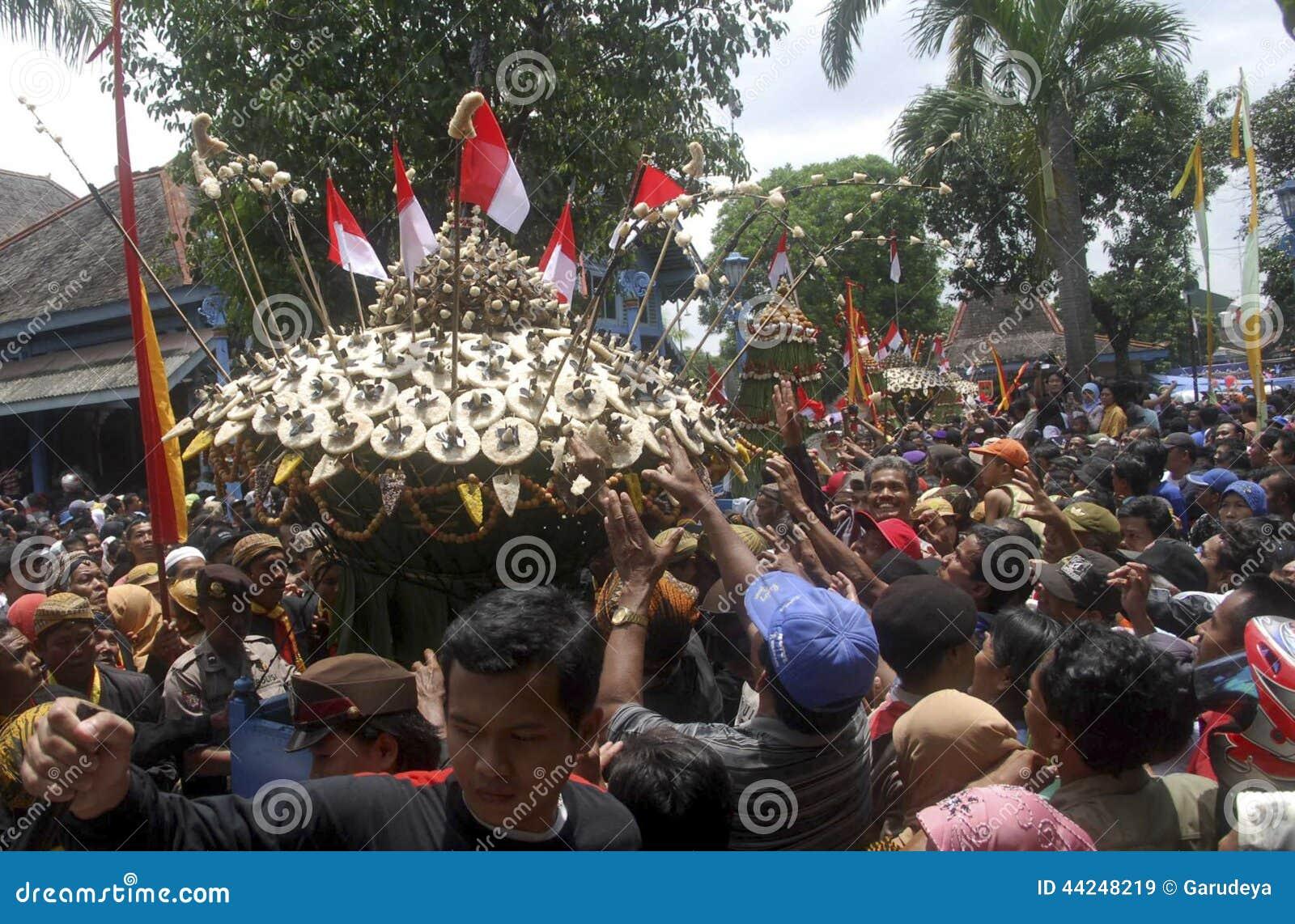 JAVANESE ETNISCH VAN INDONESIË
