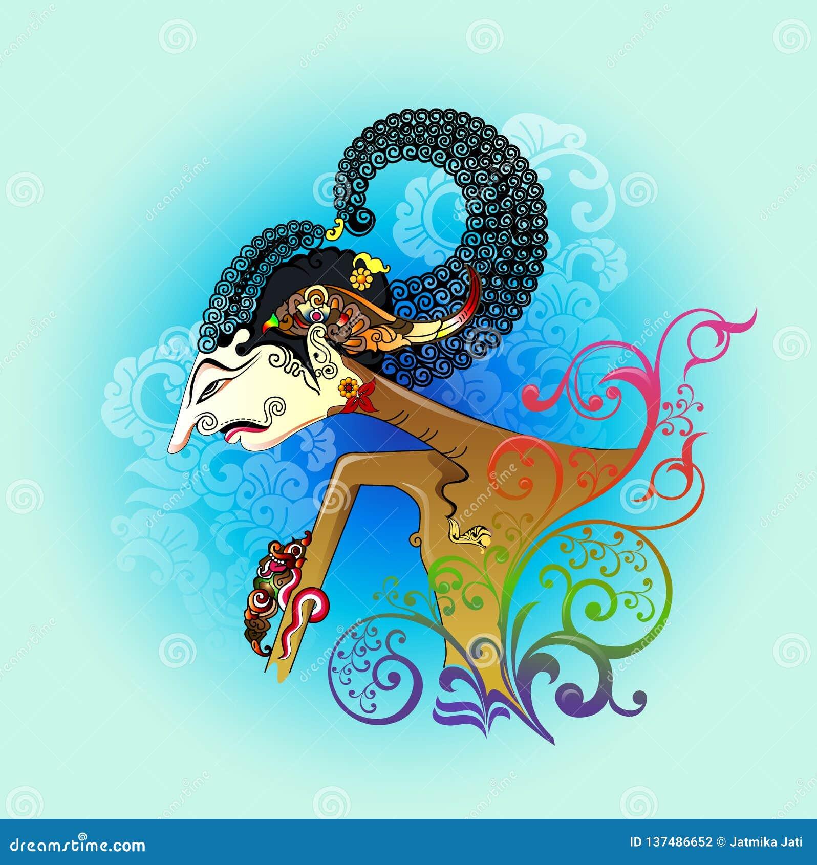 Arjuna Wayang Stock Illustrations 124 Arjuna Wayang Stock Illustrations Vectors Clipart Dreamstime